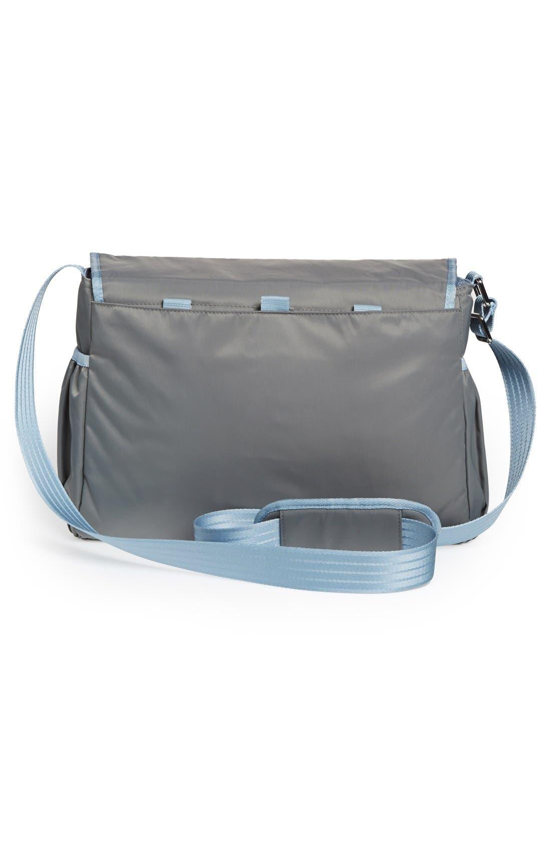 Alternate Image 3  - Armani Junior Nylon Diaper Bag