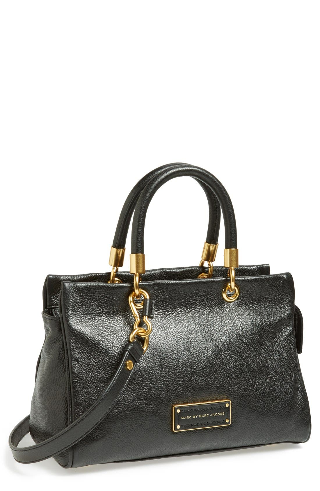 Alternate Image 1 Selected - MARC BY MARC JACOBS 'Too Hot to Handle' Satchel