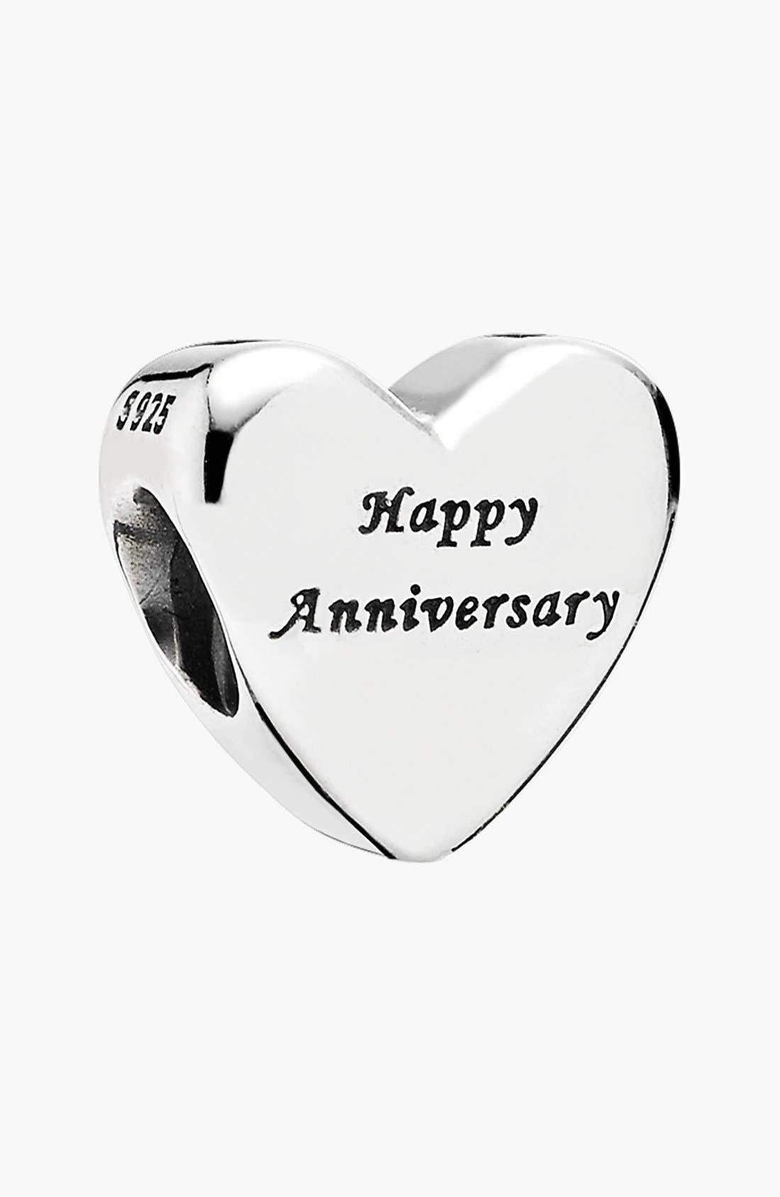 Alternate Image 2  - PANDORA 'Happy Anniversary' Bead Charm