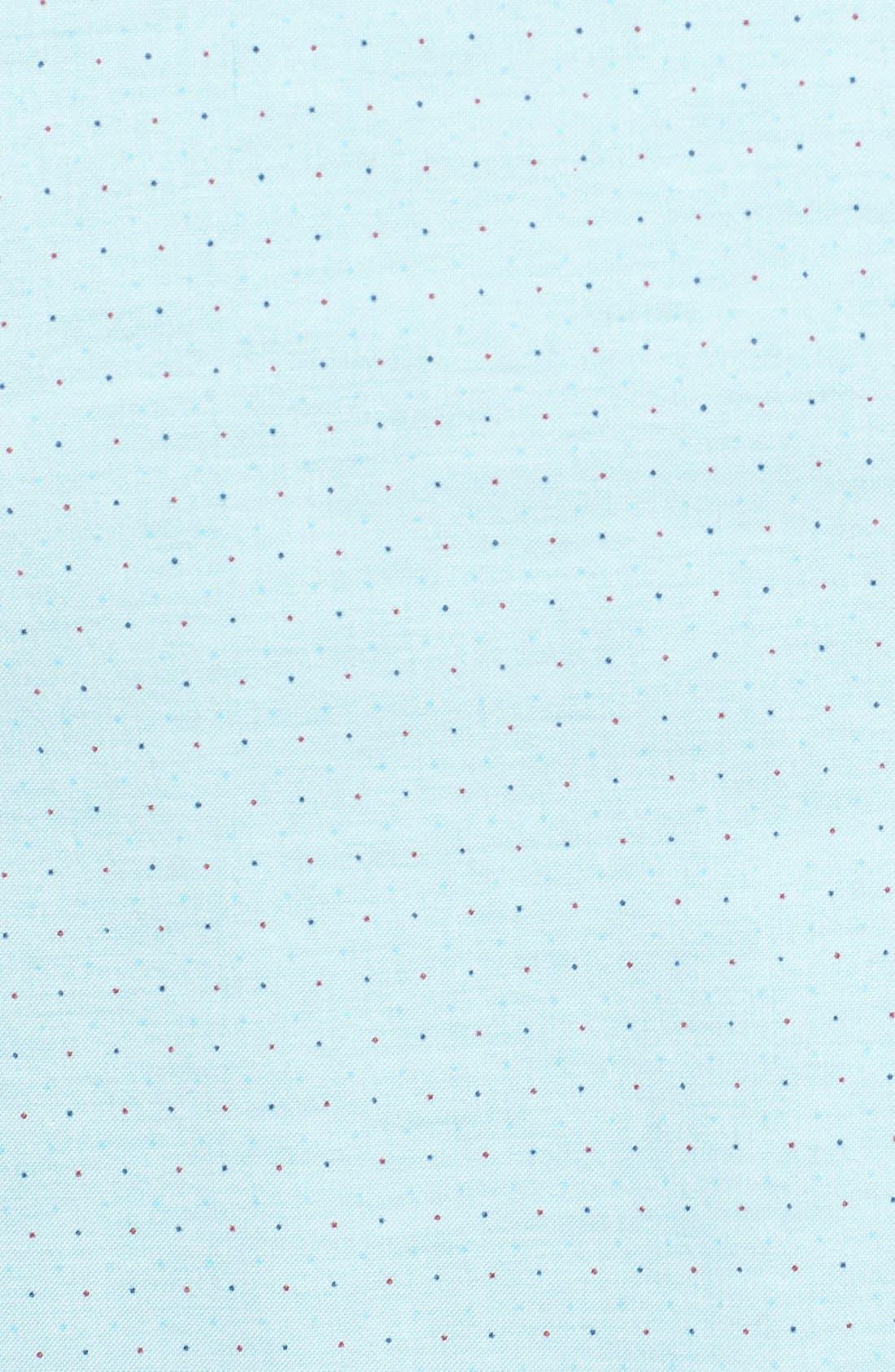 Alternate Image 3  - 7 Diamonds 'Mint Condition' Dot Print Sport Shirt
