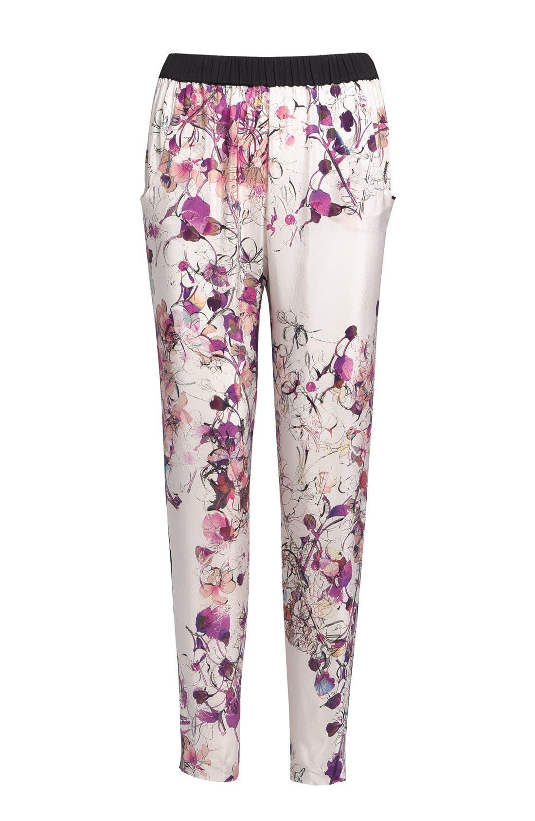 Alternate Image 4  - Chelsea28 Jacket, Top & Pants