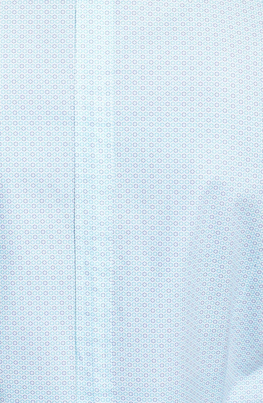 Alternate Image 3  - Report Collection Trim Fit Short Sleeve Sport Shirt