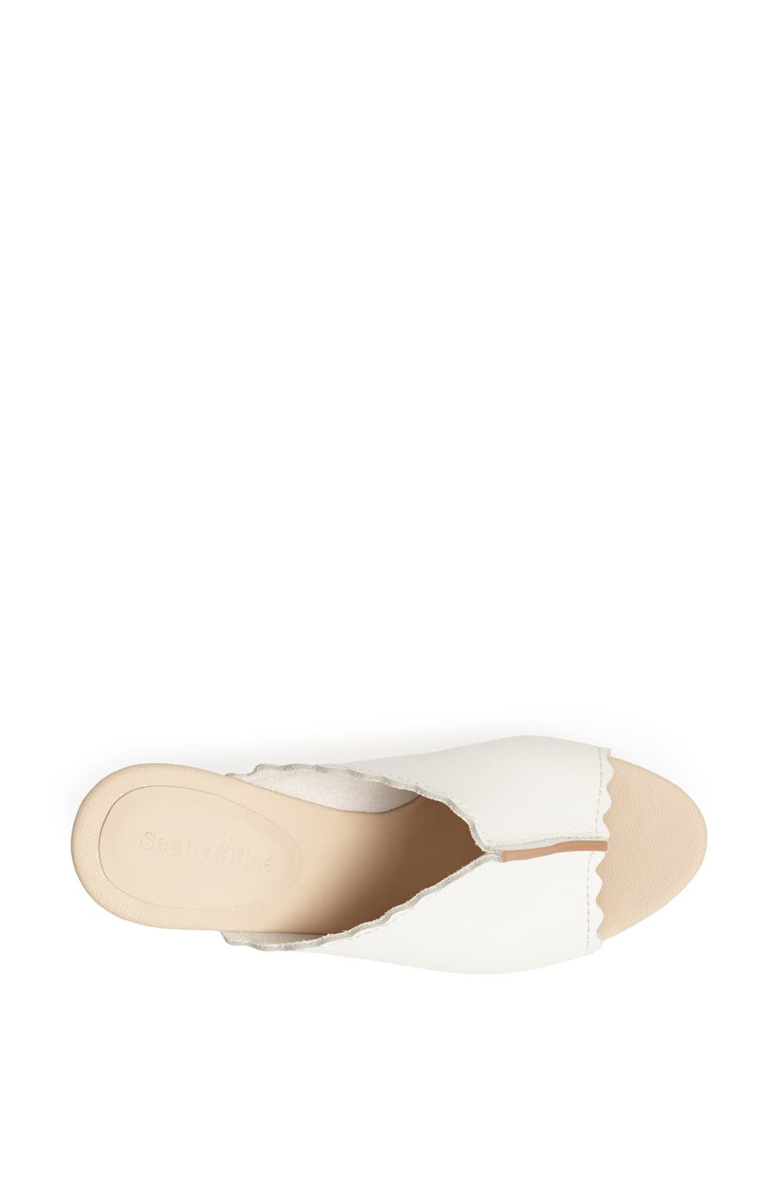 Alternate Image 3  - See by Chloé Wedge Slide Sandal (Online Only)