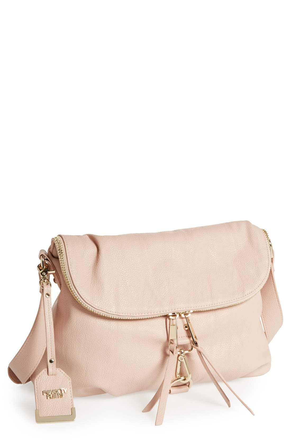 Alternate Image 1 Selected - POVERTY FLATS by rian 'Tunnel' Shoulder Bag