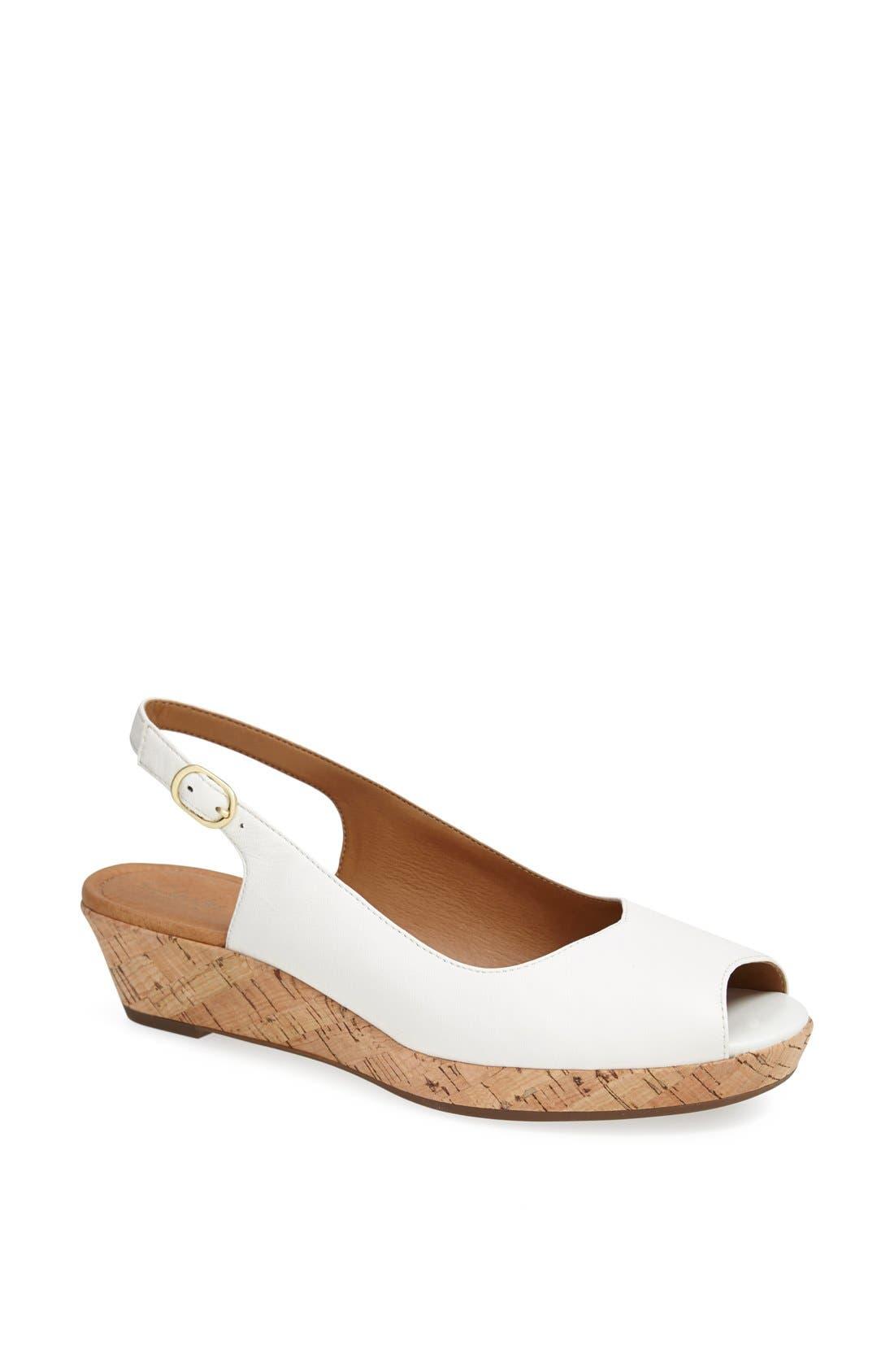 Alternate Image 1 Selected - Clarks® 'Orlena Currant' Sandal
