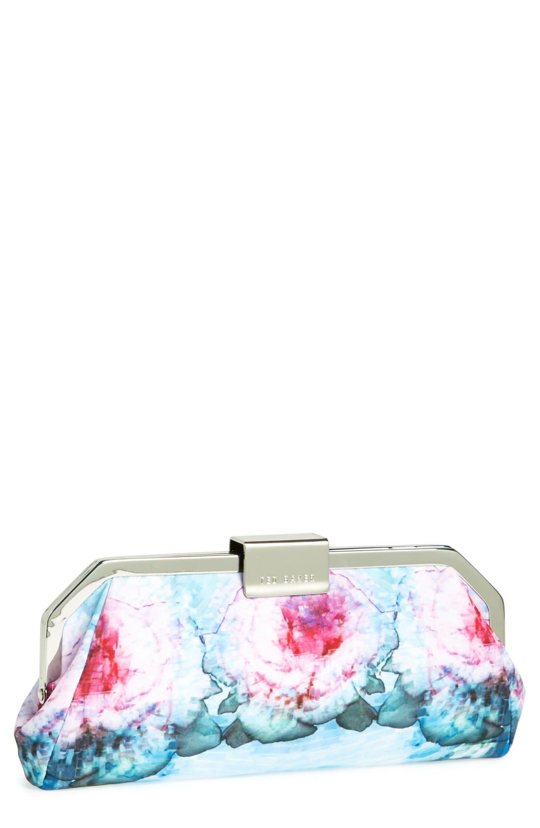 Main Image - Ted Baker London 'Cubist Floral' Clutch