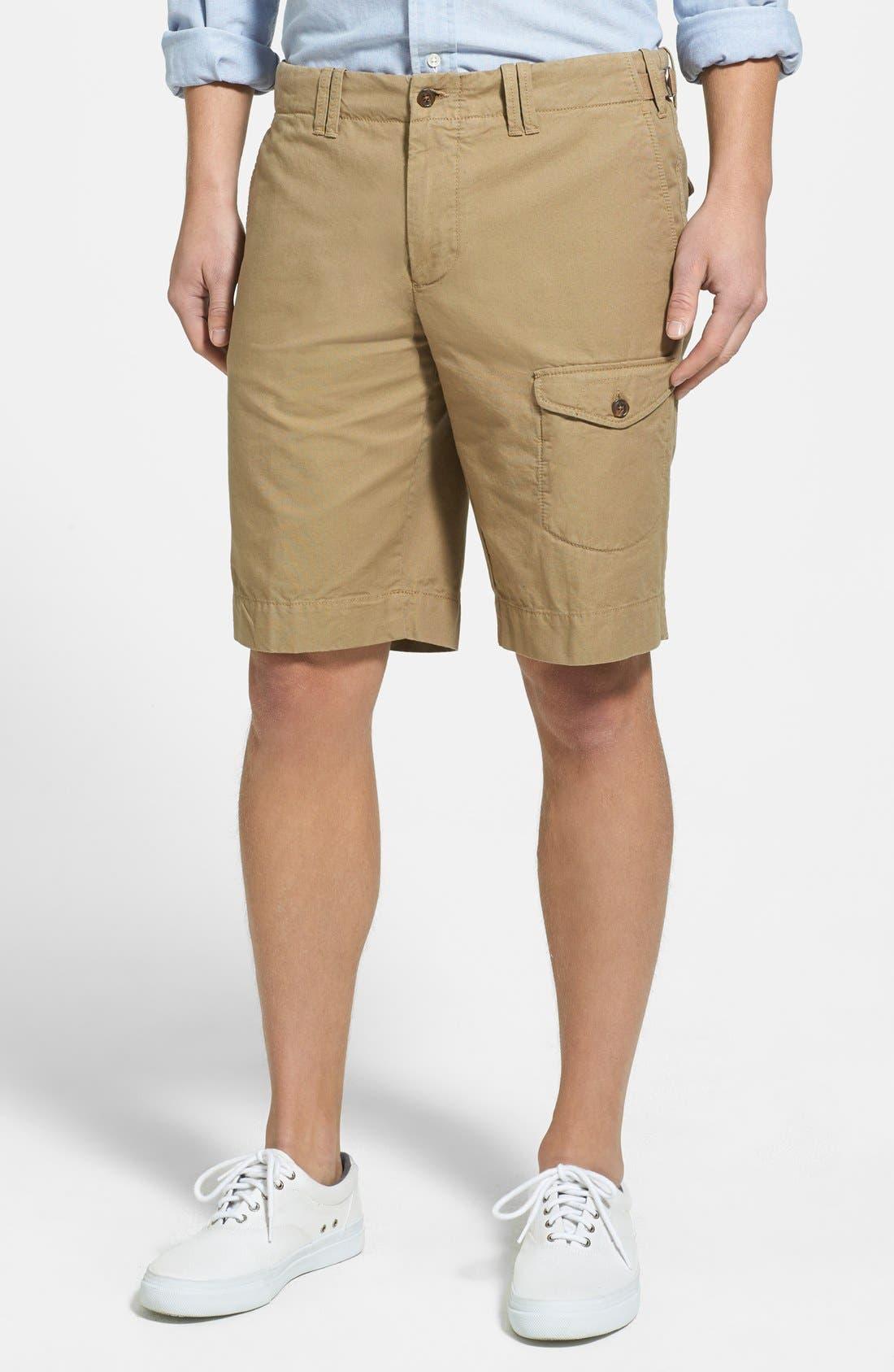 Main Image - Kent and Curwen Cargo Shorts