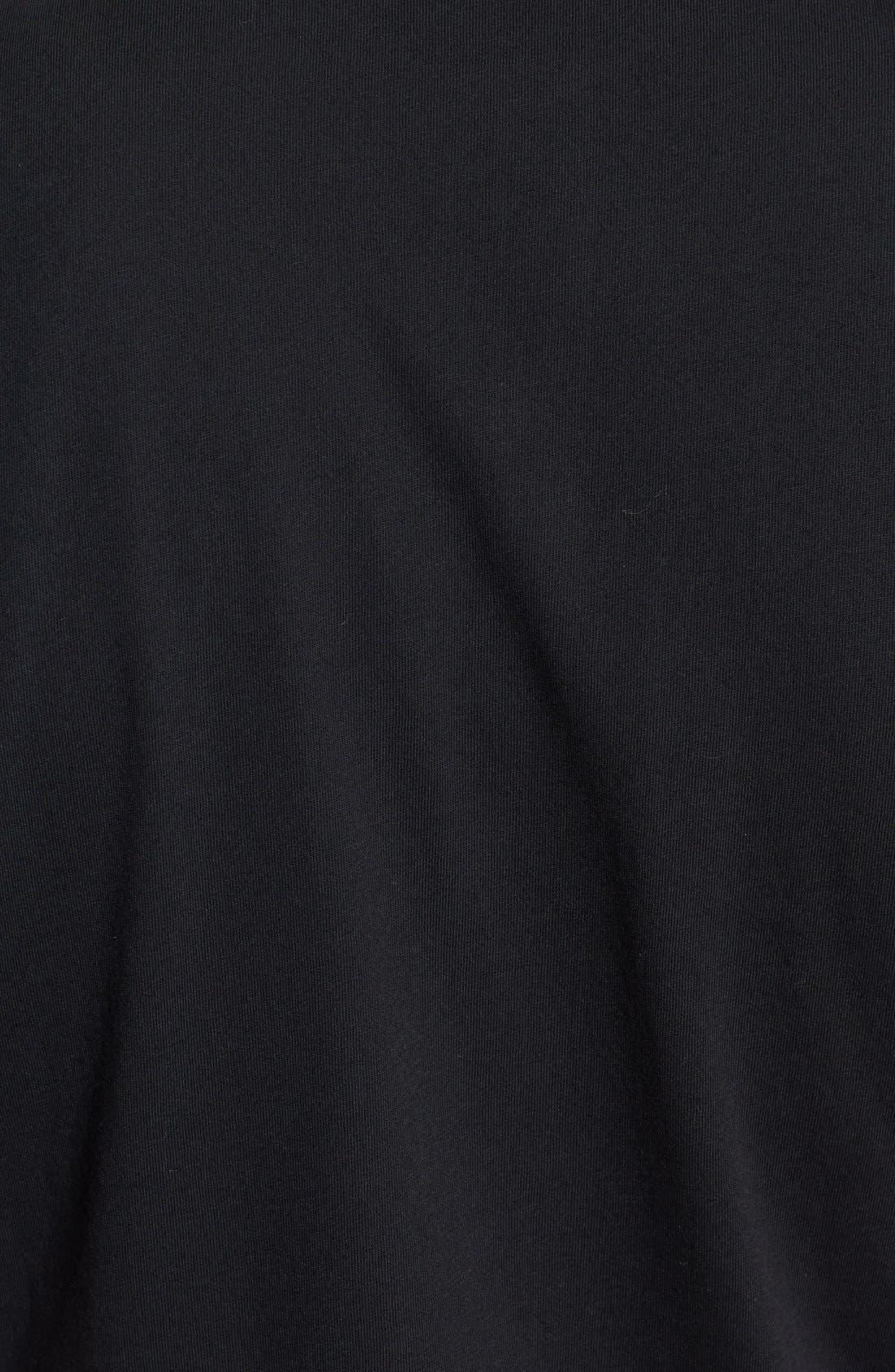 Alternate Image 3  - 55DSL 'Talec' Pocket Print Jersey Polo