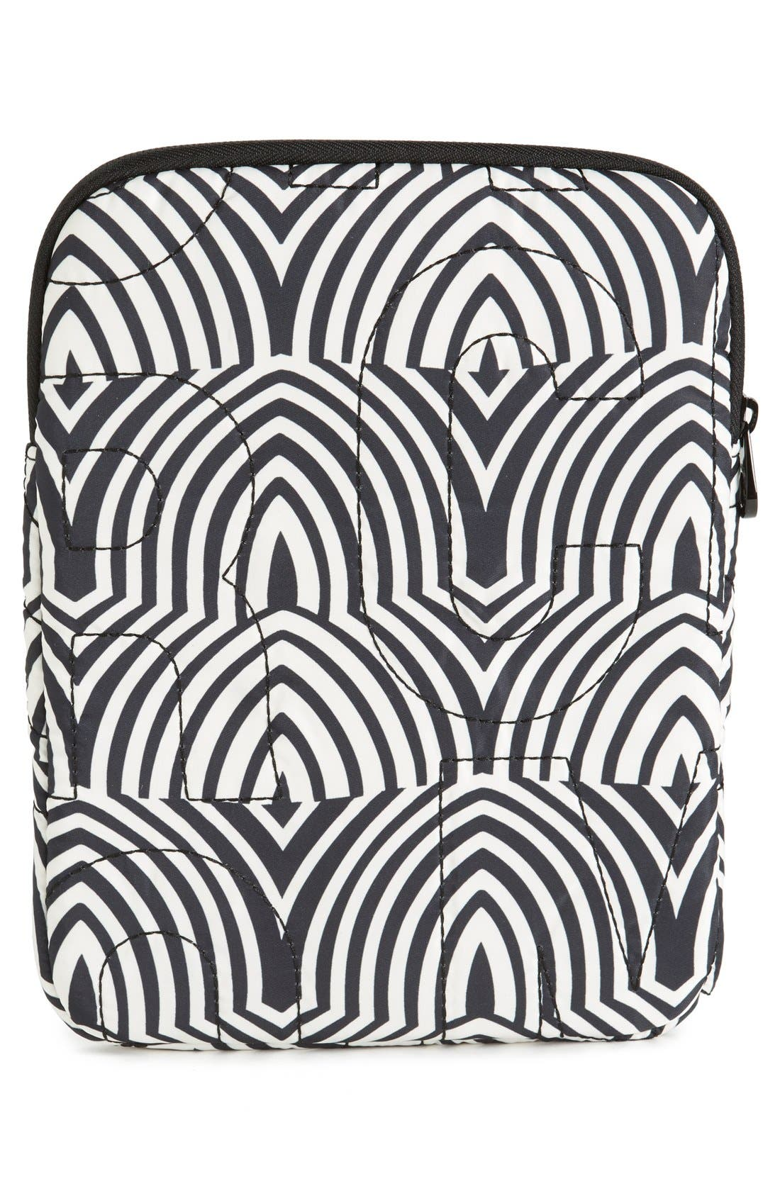 Alternate Image 2  - MARC BY MARC JACOBS 'Pretty Nylon - Gamma Ray' iPad Case