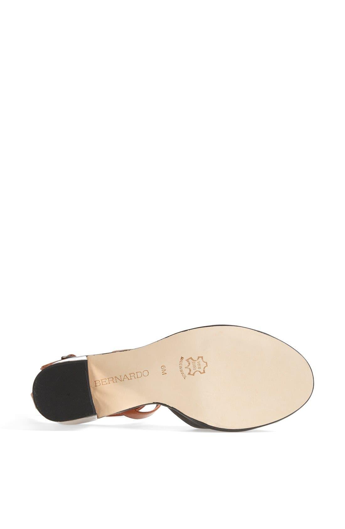Alternate Image 4  - Bernardo Footwear Sandal