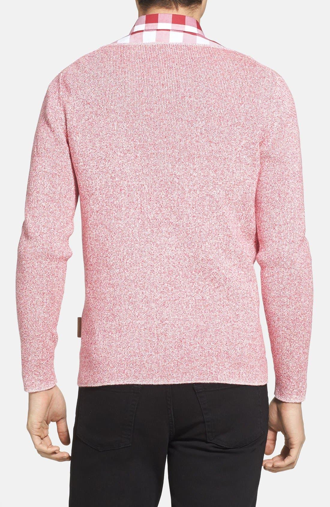 Alternate Image 2  - Burberry Brit 'Hammonds' Modern Fit Knit Sweater