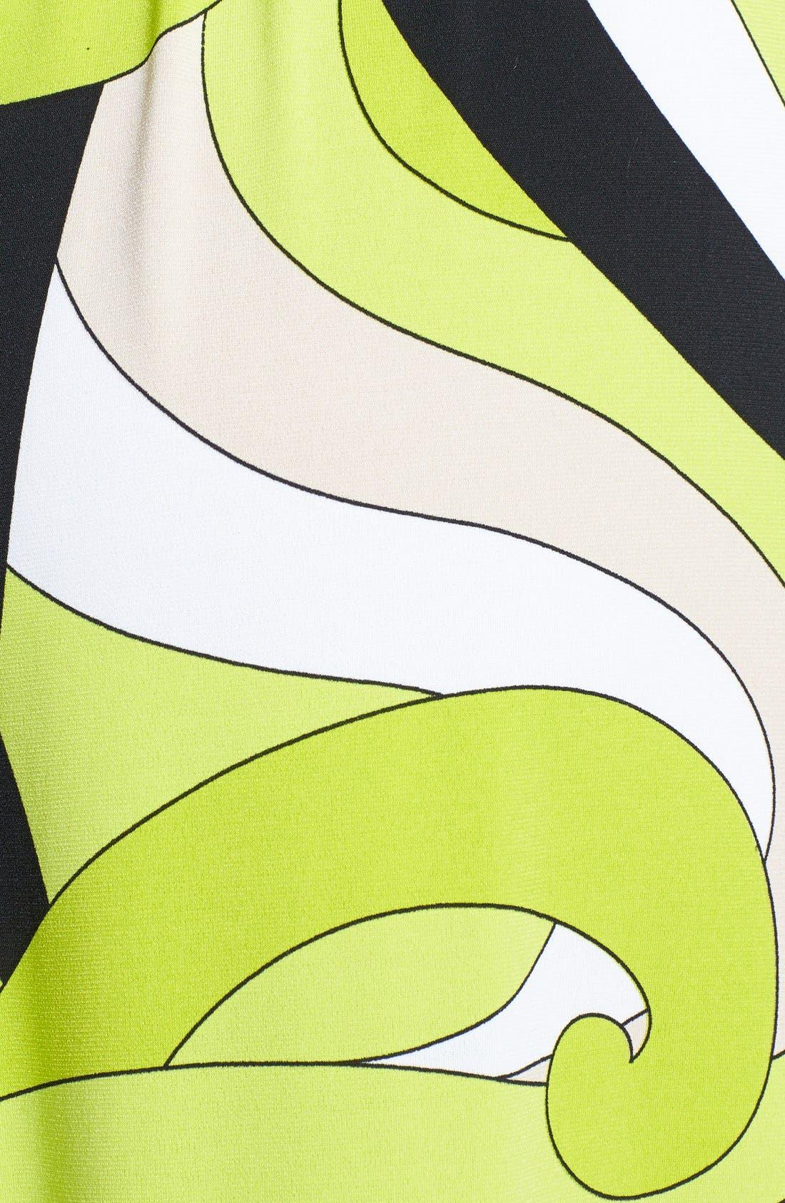 Alternate Image 3  - MICHAEL Michael Kors Print Strapless Maxi Dress