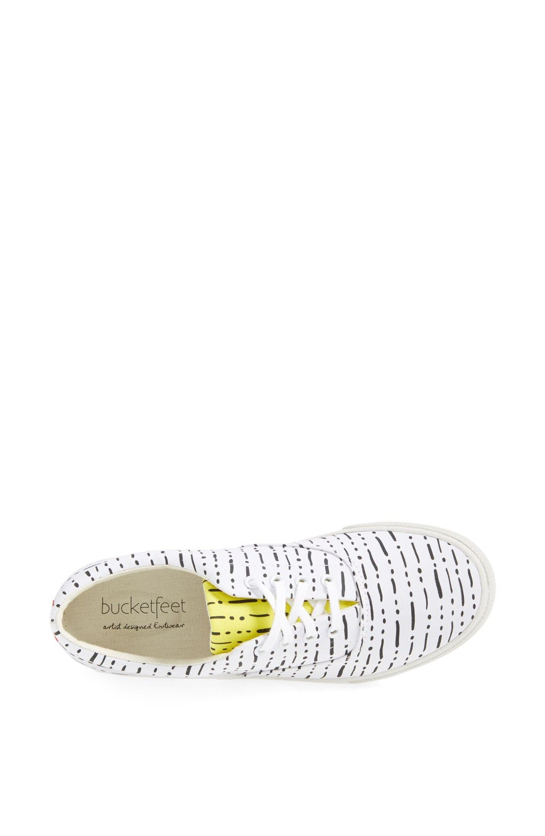 Alternate Image 3  - BucketFeet 'The Dro' Sneaker (Women)