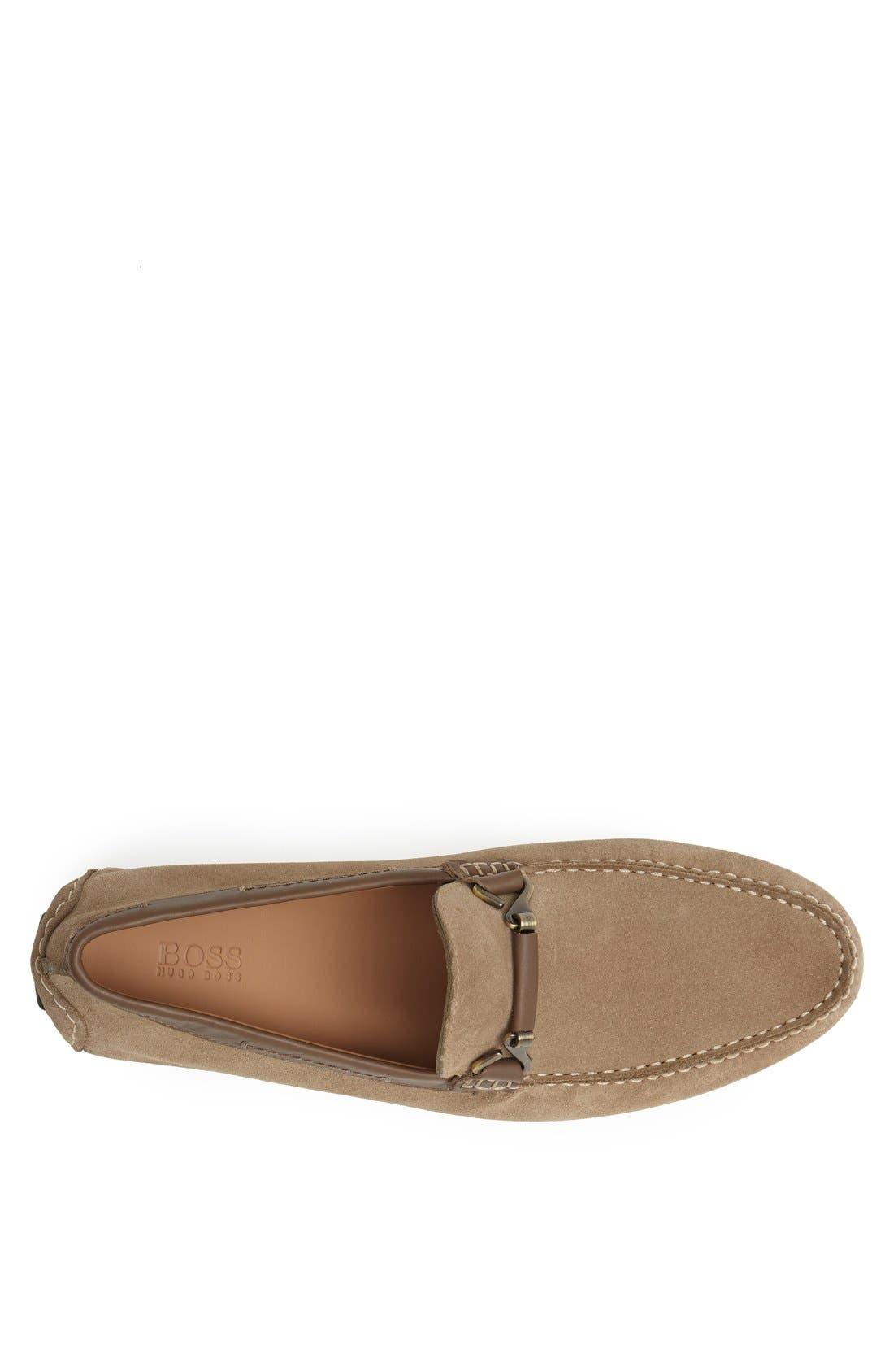 Alternate Image 3  - BOSS HUGO BOSS 'Drenno' Driving Shoe (Men)