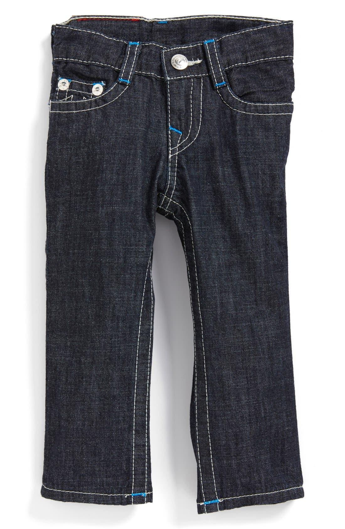 Alternate Image 2  - True Religion Brand Jeans 'Jack' Slim Fit Jeans (Baby Boys)
