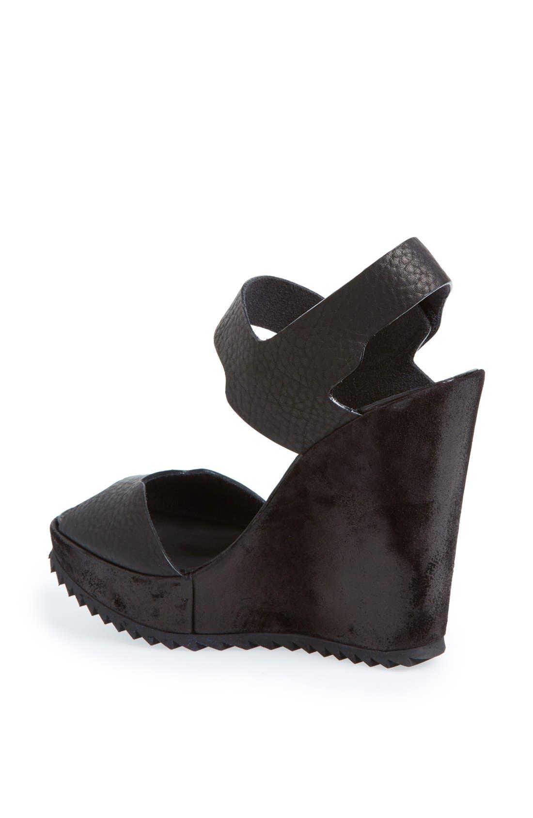 Alternate Image 2  - Pedro Garcia 'Vevay' Wedge Sandal
