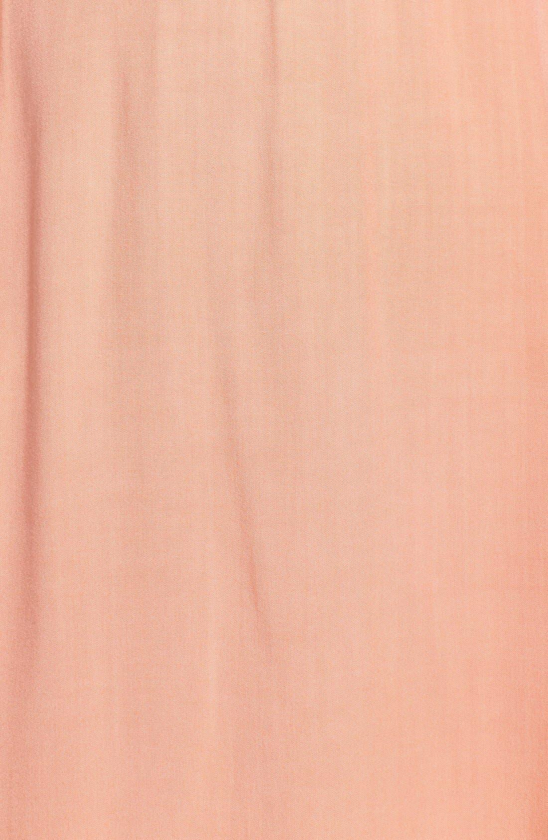 Alternate Image 3  - Splendid Woven Midi Skirt