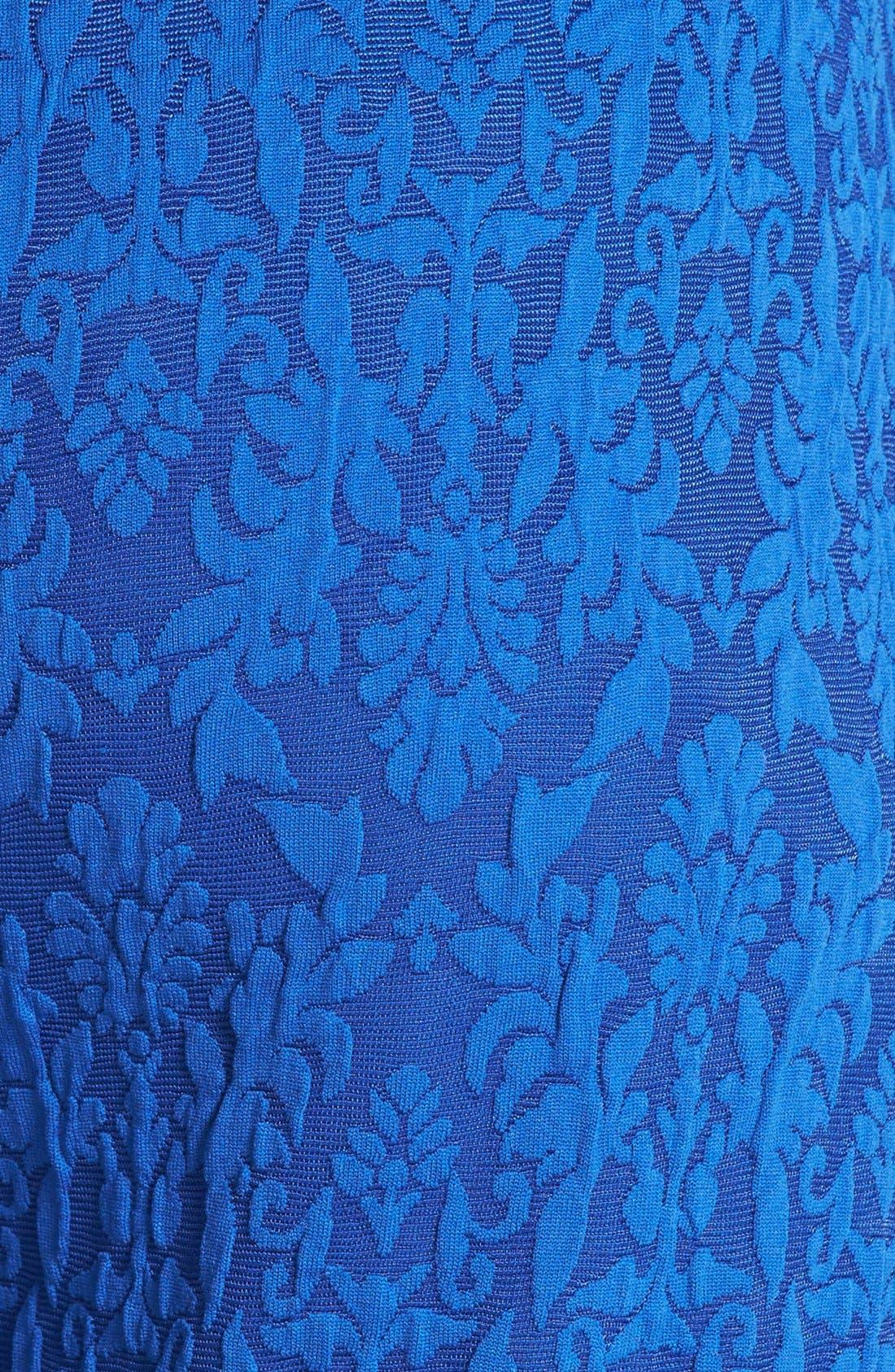 Alternate Image 3  - June & Hudson Lace Jogger Pants