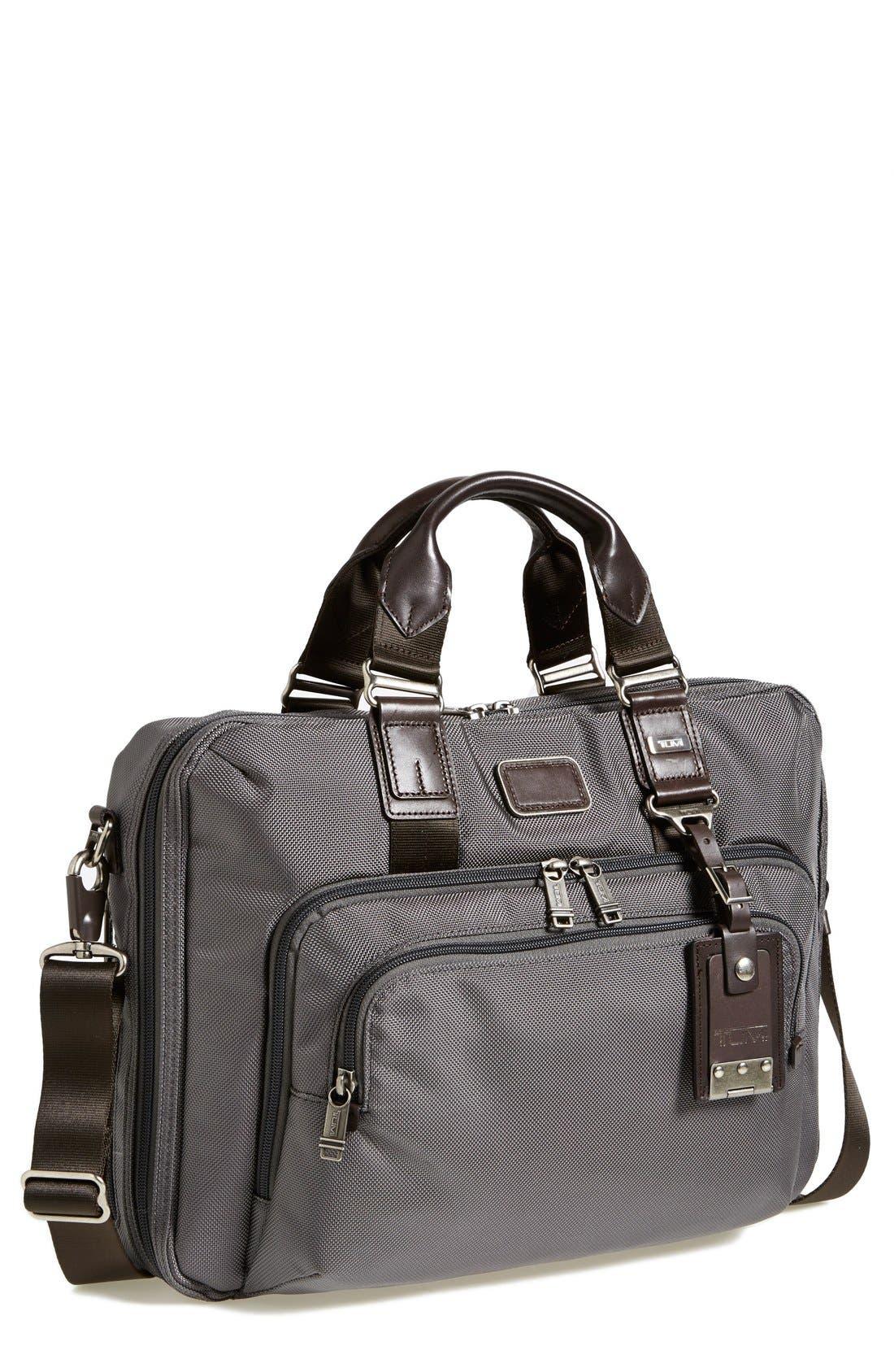 Alternate Image 1 Selected - Tumi 'Bravo - Yuma' Slim Briefcase