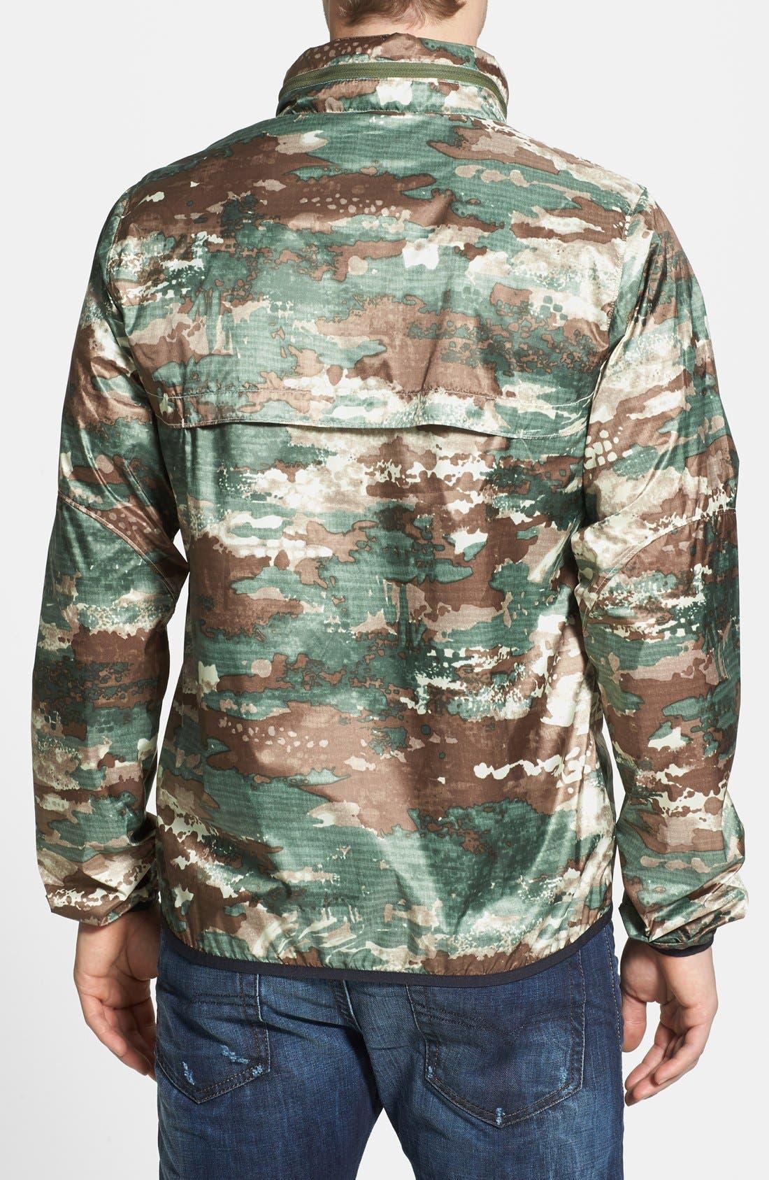 Alternate Image 2  - Burton 'Abrams' Water Resistant Windbreaker Jacket
