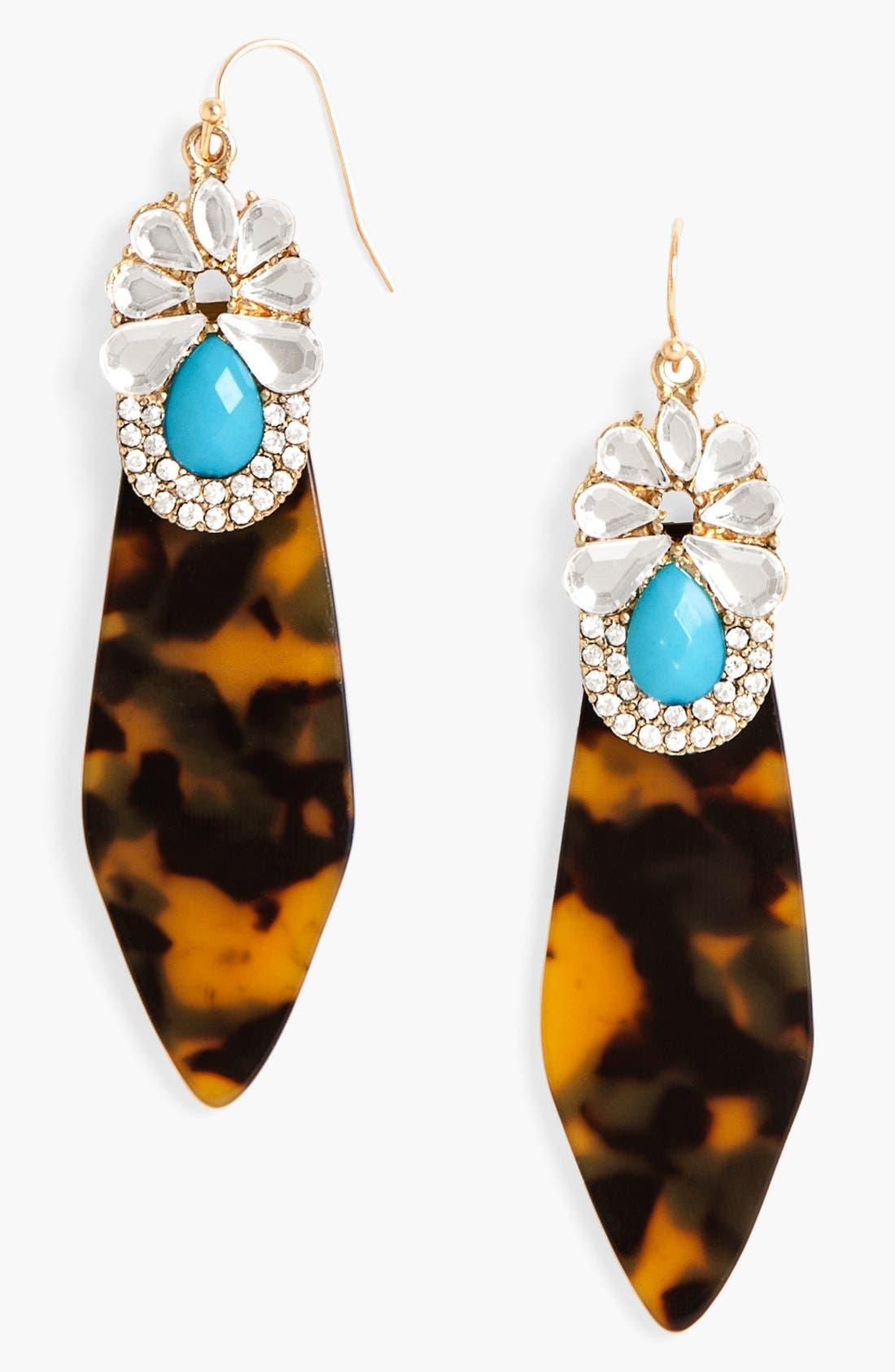 Alternate Image 1 Selected - BaubleBar Drop Earrings