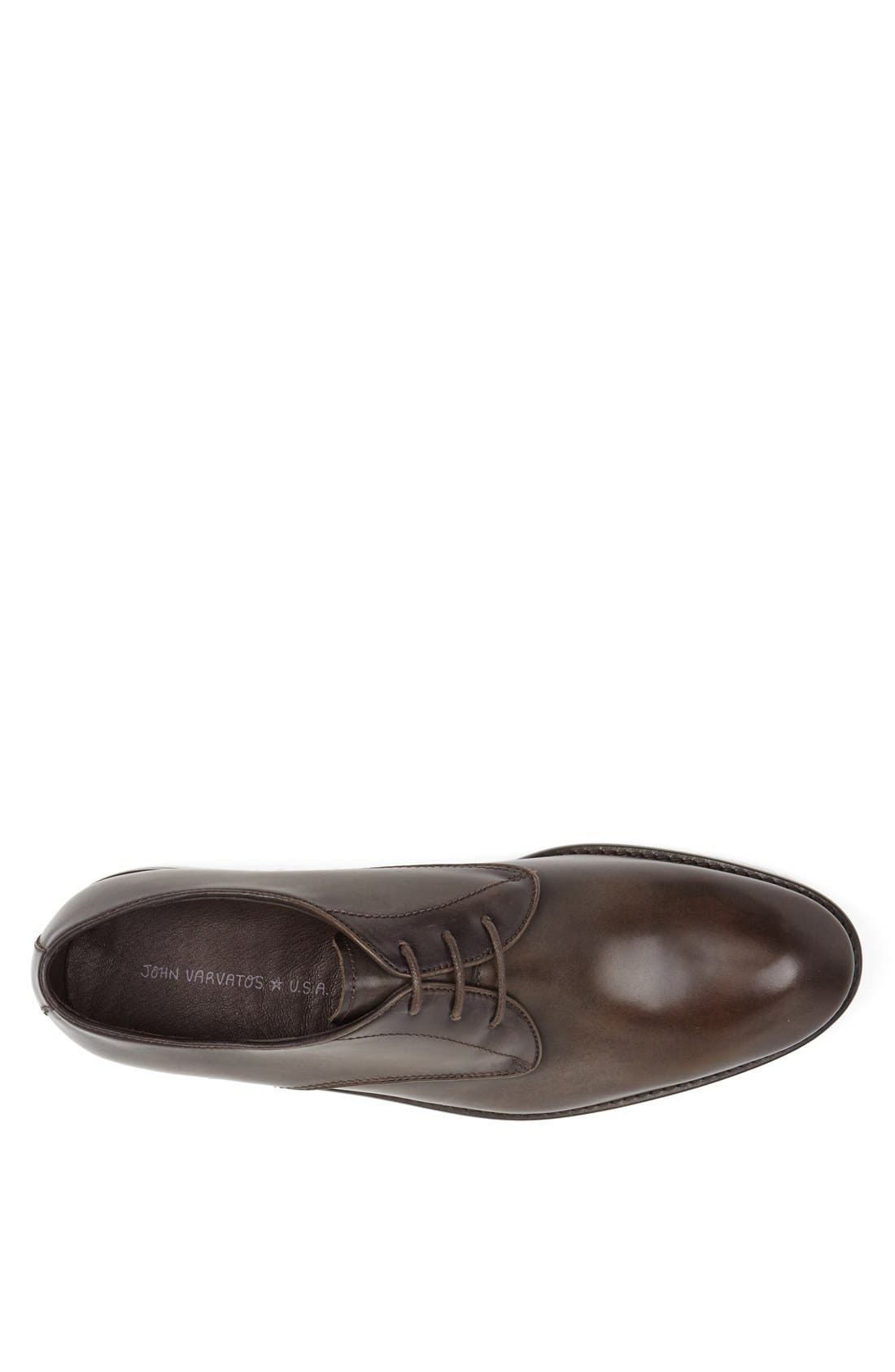 Alternate Image 3  - John Varvatos Star USA 'Hallowell' Plain Toe Derby