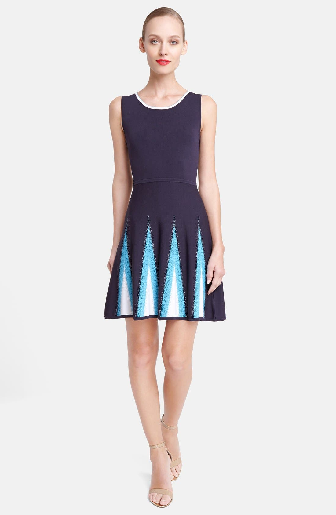 Alternate Image 1 Selected - Catherine Catherine Malandrino 'Concha' Dress