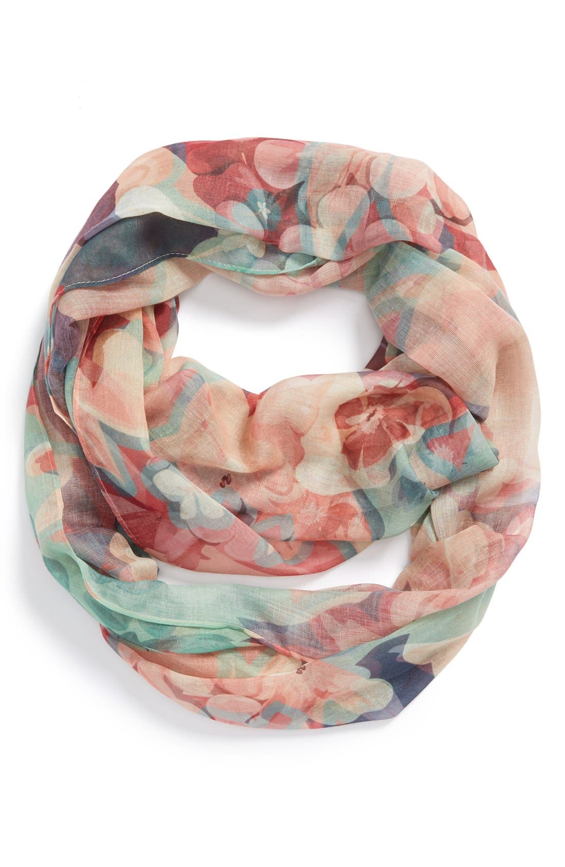 Alternate Image 1 Selected - Front Row Society 'Elena' Infinity Scarf