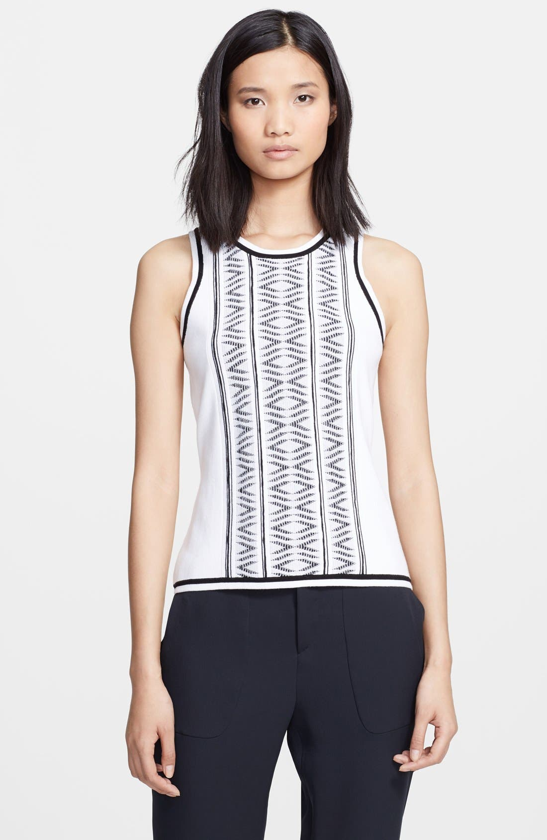 Alternate Image 1 Selected - rag & bone 'Erin' Tank