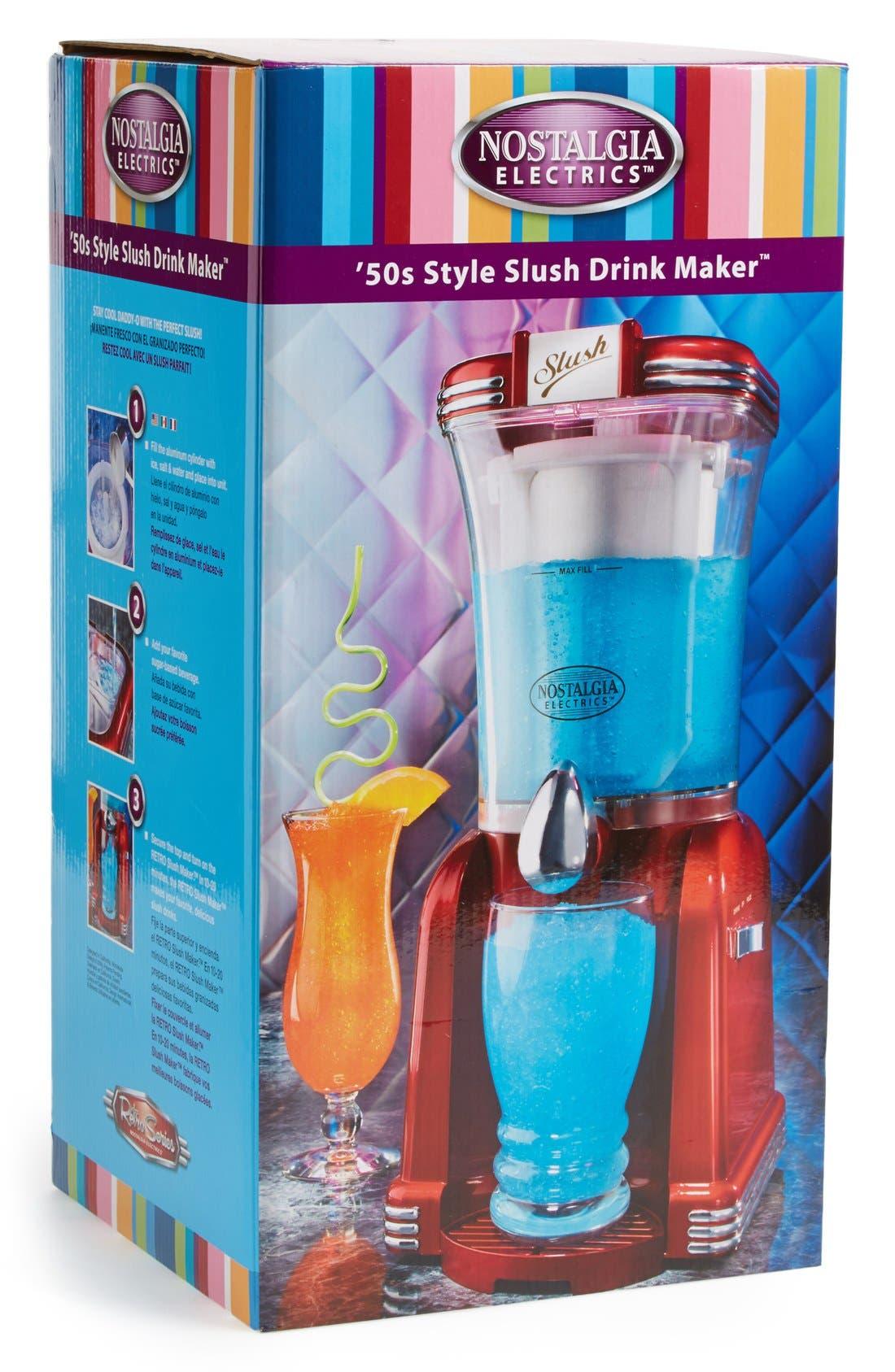 Alternate Image 2  - Nostalgia Electrics 'Retro Series' Slush Drink Maker