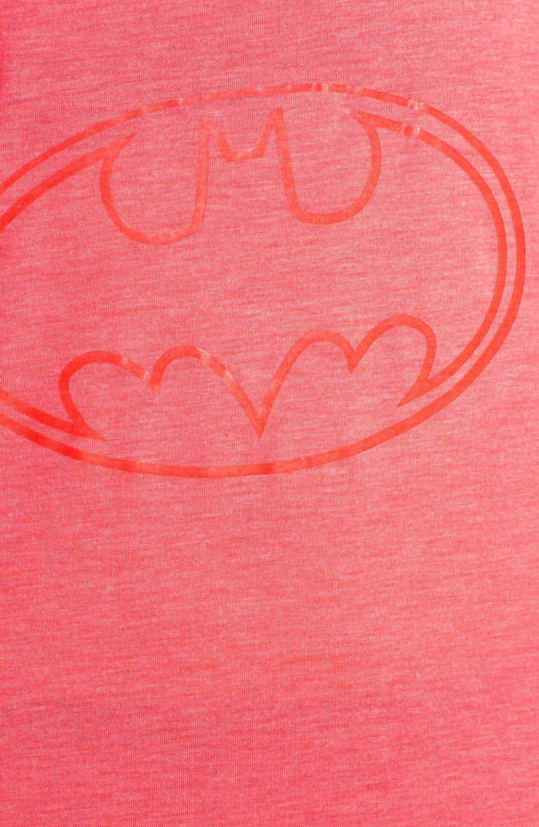 Alternate Image 4  - Under Armour 'Alter Ego - Batgirl' Racerback Tank