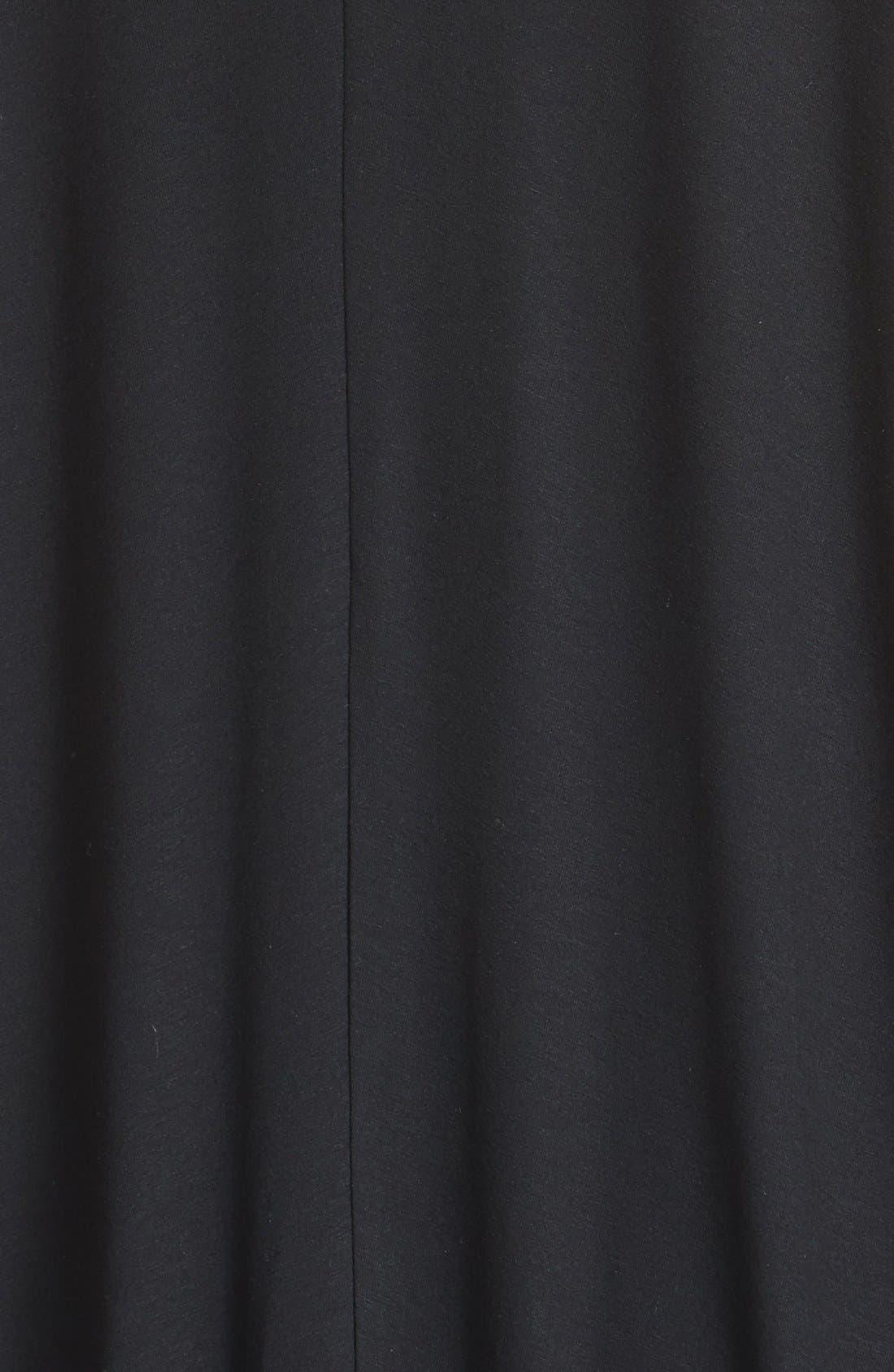 Alternate Image 3  - Eileen Fisher Sleeveless Jersey Wedge Dress
