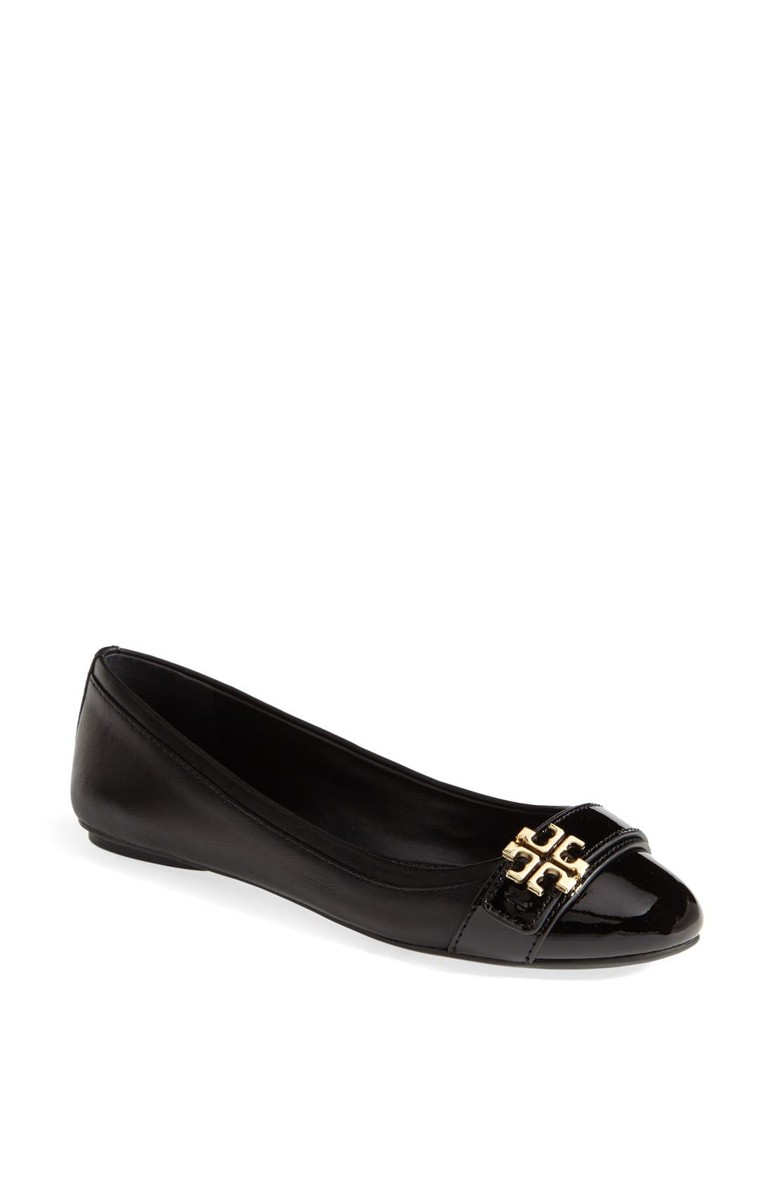 Alternate Image 1 Selected - Tory Burch 'Eloise' Ballet Flat (Women)