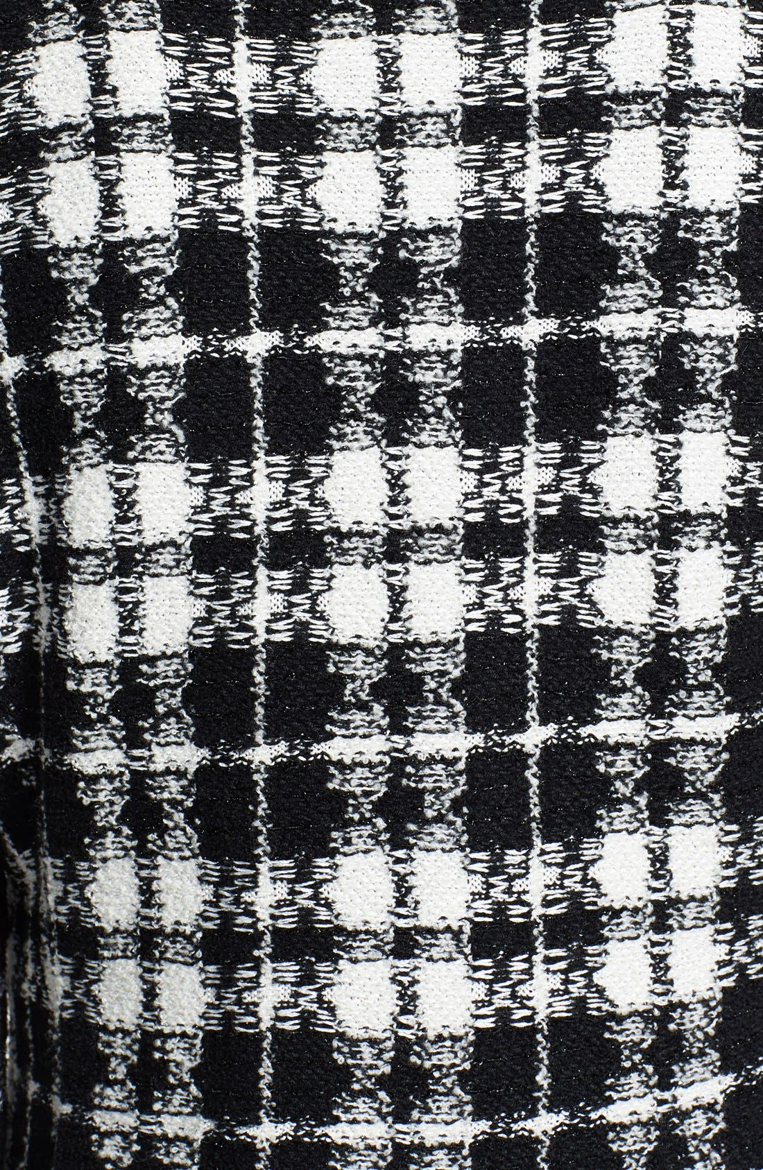 Alternate Image 3  - St. John Collection Plaid Knit Tailored Jacket