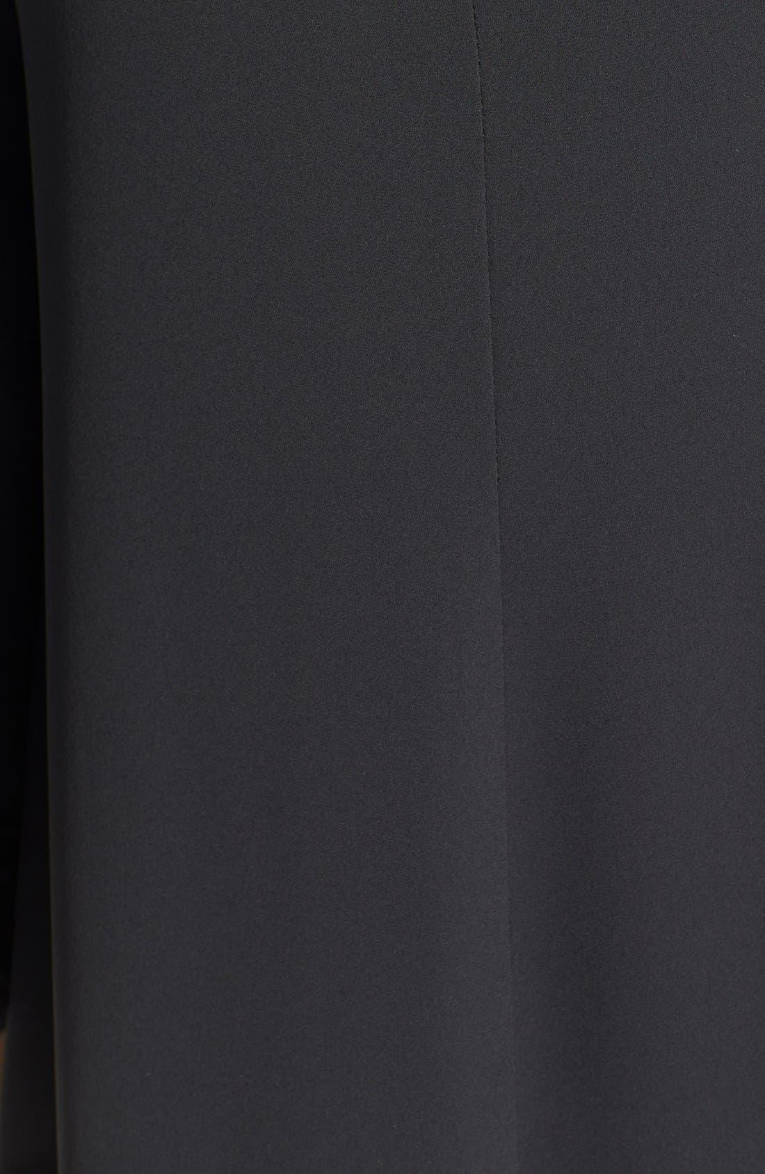 Alternate Image 4  - ASTR Lace Trim Shift Dress
