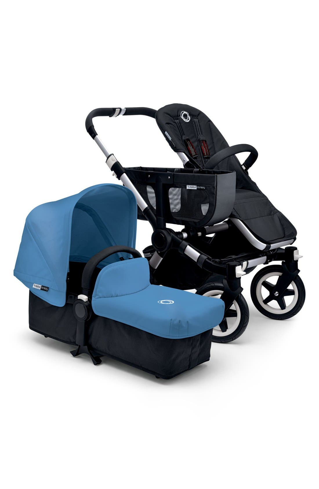 Bugaboo 'Donkey' Fabric Set with Expandable Canopy