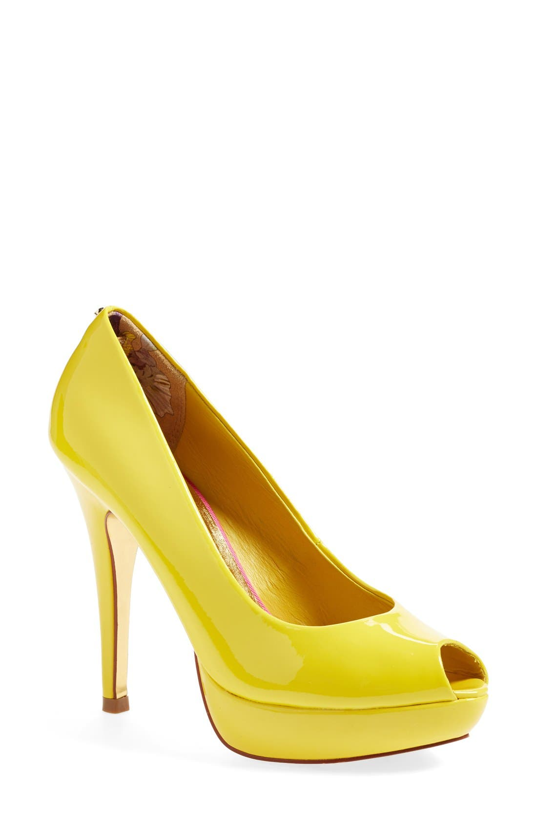 Alternate Image 1 Selected - TED BAKER SVANA 5 PUMP