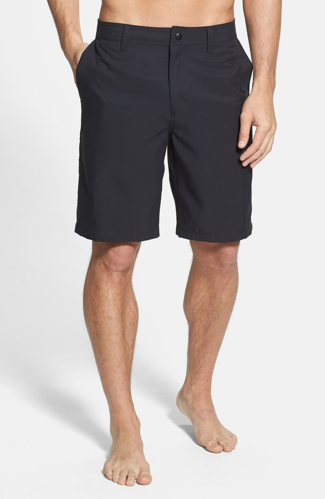Alternate Image 1 Selected - Quiksilver 'Dry Dock Amphibian' Hybrid Shorts