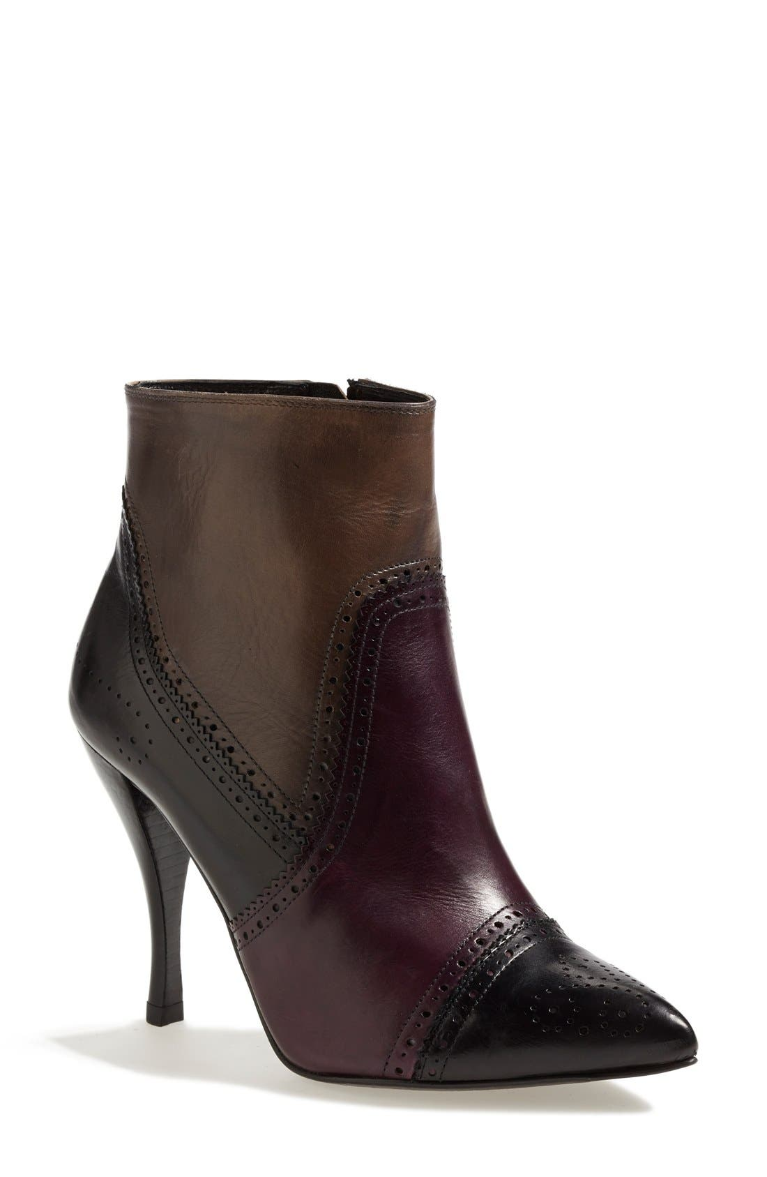 Main Image - Pedro Garcia 'Harriet' Brogue Boot (Women) (Nordstrom Exclusive)