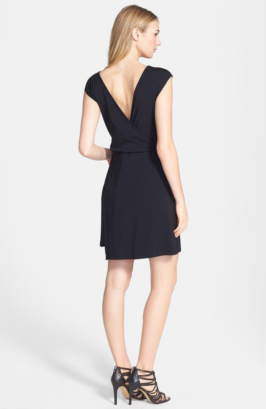 Alternate Image 4  - Tart 'Rina' Reversible Wrap Dress