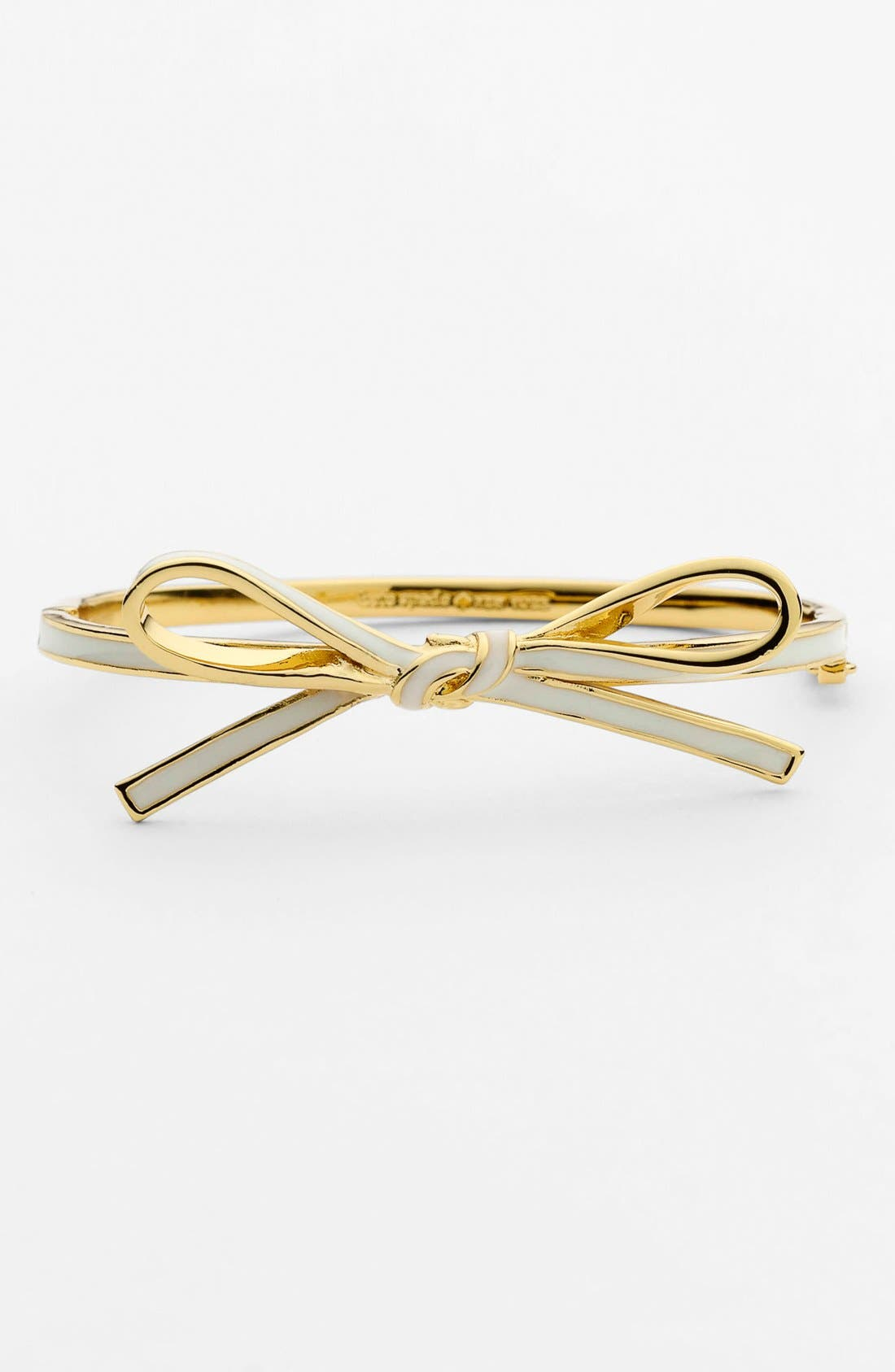 Alternate Image 2  - kate spade new york 'skinny mini' bow bangle