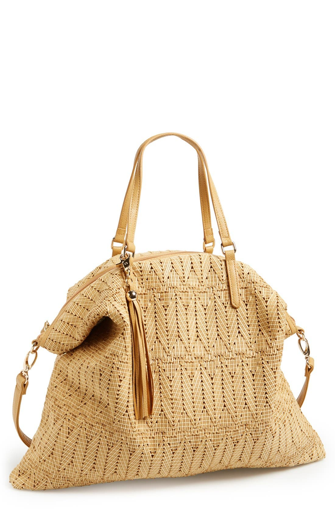Alternate Image 1 Selected - POVERTY FLATS by rian Woven Tote