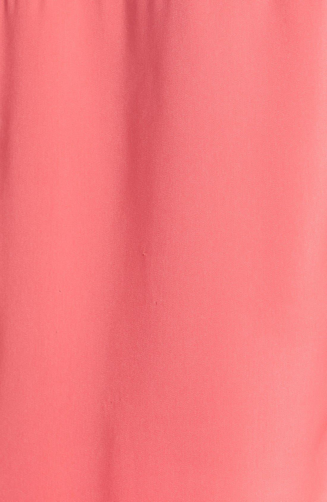 Alternate Image 3  - Hinge® Woven V-Neck Top