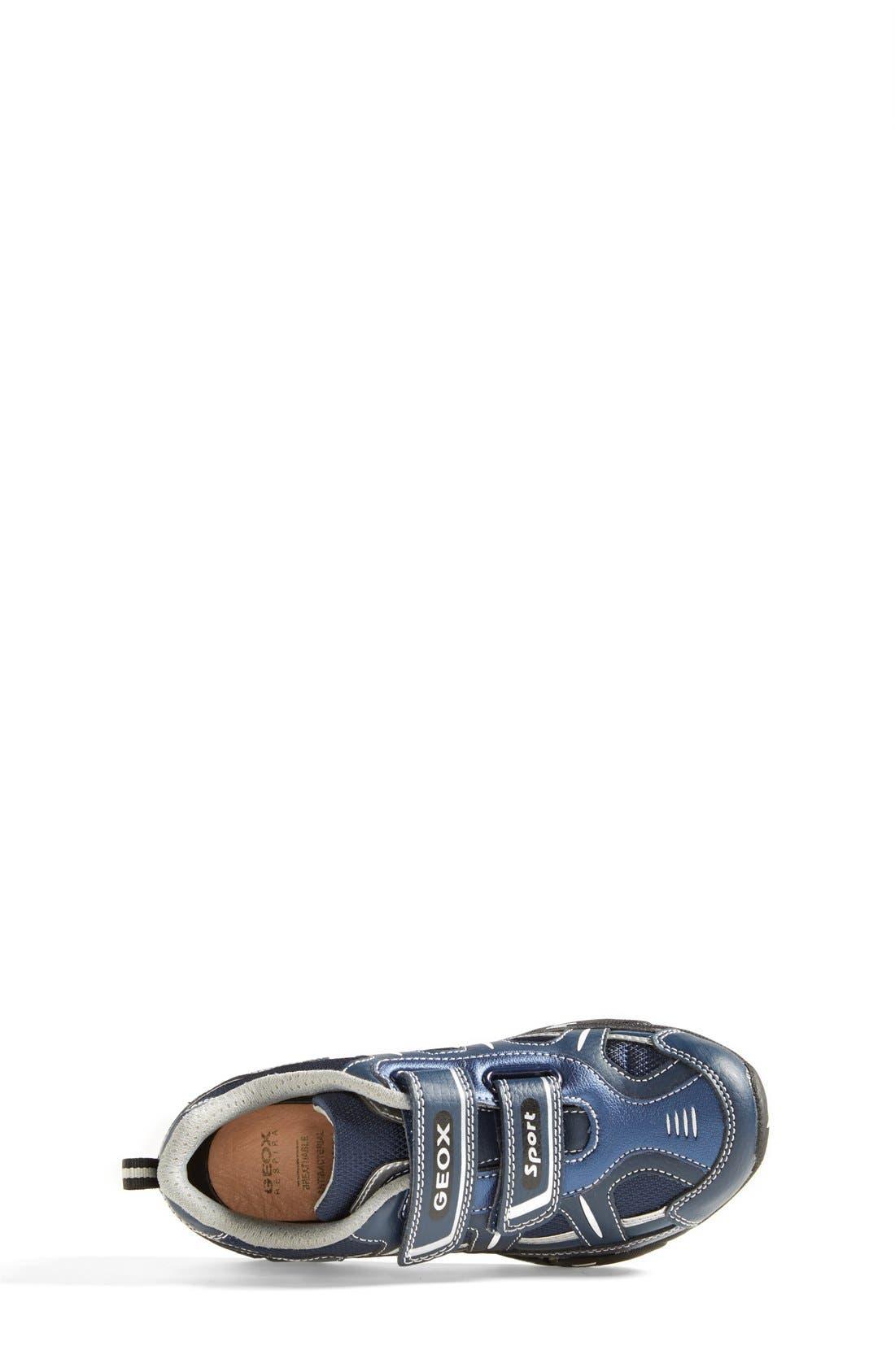 Alternate Image 3  - Geox 'Light Eclipse 18' Sneaker (Toddler, Little Kid & Big Kid)