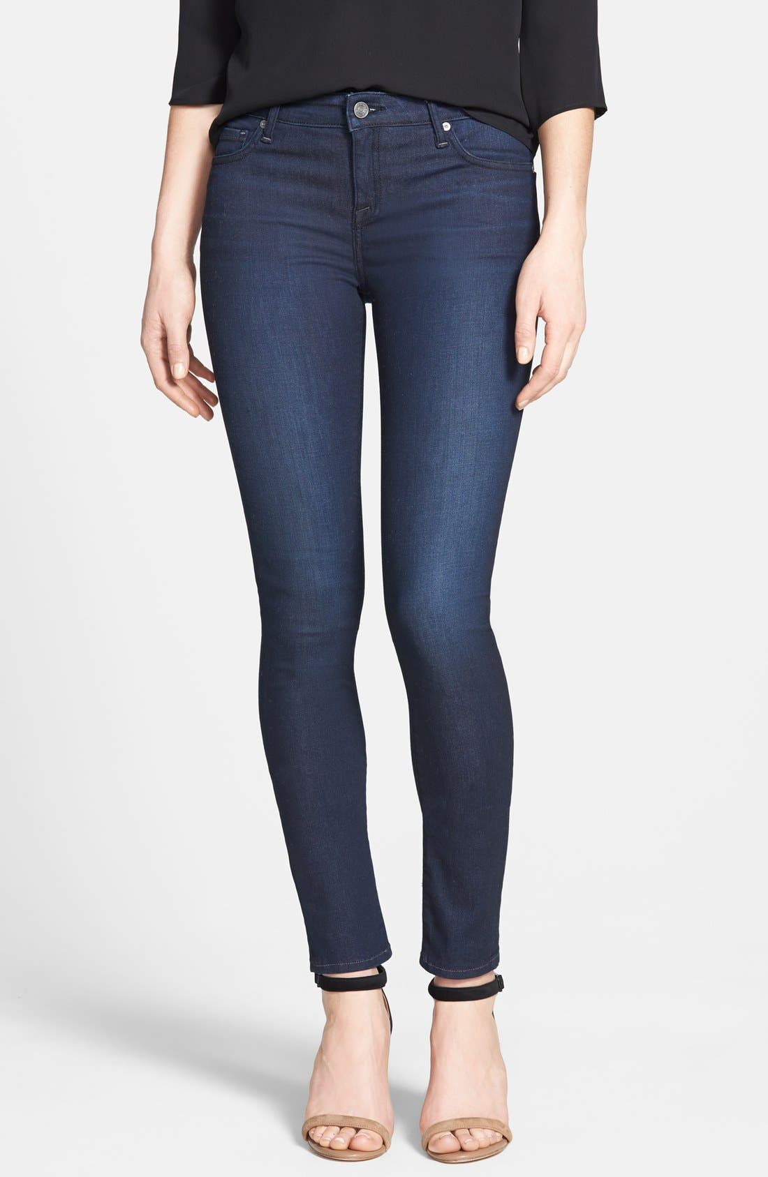 Alternate Image 1 Selected - Joie Stretch Skinny Jeans (Everest)