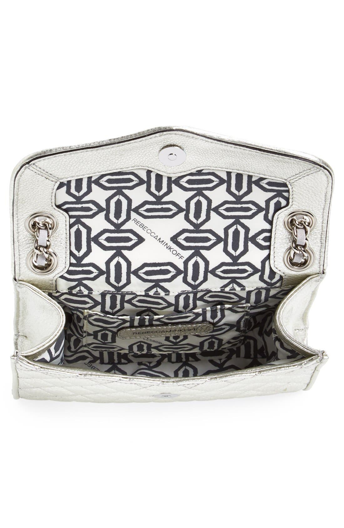 Alternate Image 3  - Rebecca Minkoff 'Mini Quilted Affair' Shoulder Bag