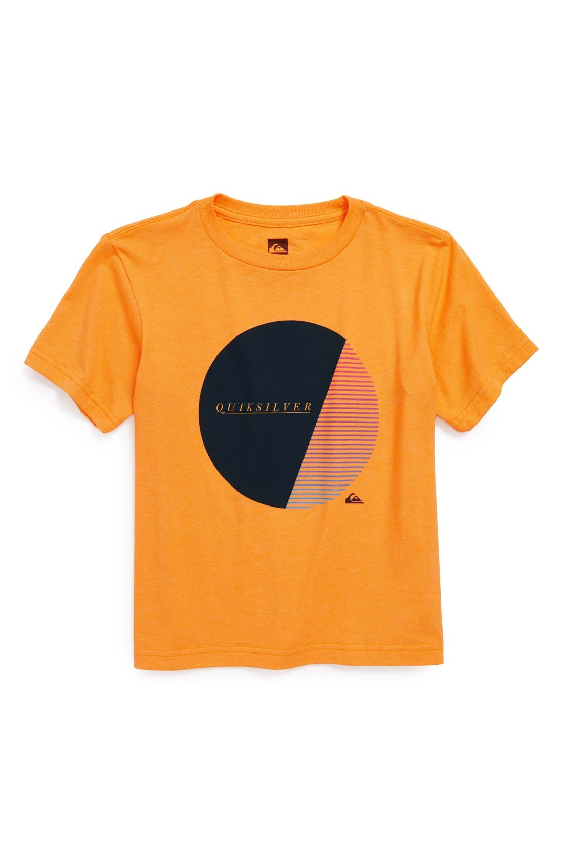 Alternate Image 1 Selected - Quiksilver 'Did the Trick' T-Shirt (Big Boys)