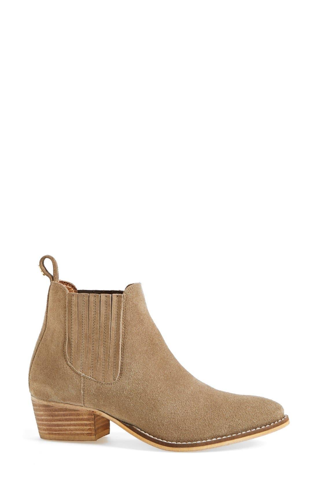 Alternate Image 4  - Kurt Geiger London 'Lang' Ankle Boot (Women)