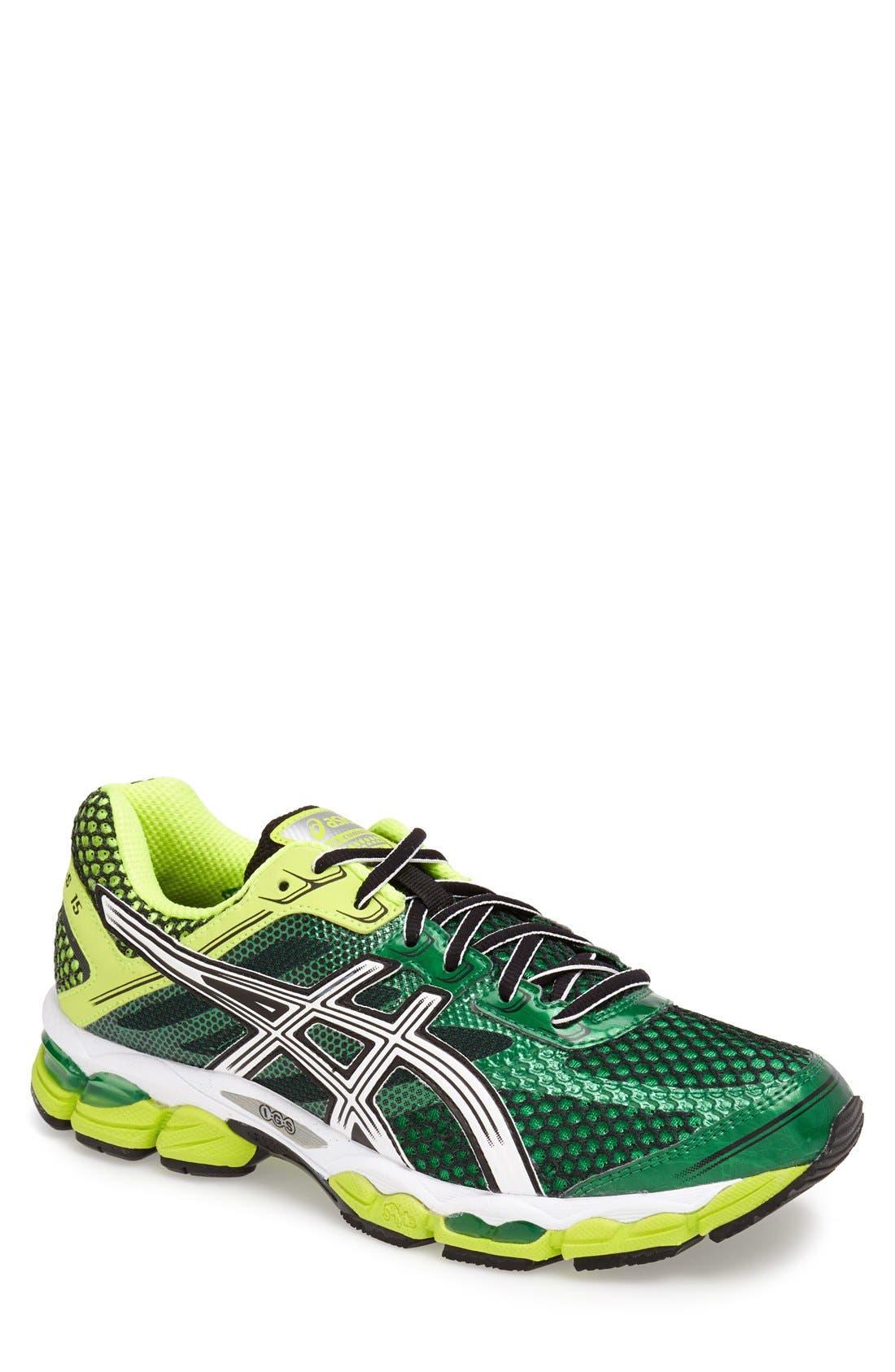 Alternate Image 1 Selected - ASICS® 'GEL-Cumulous 15' Running Shoe (Men)