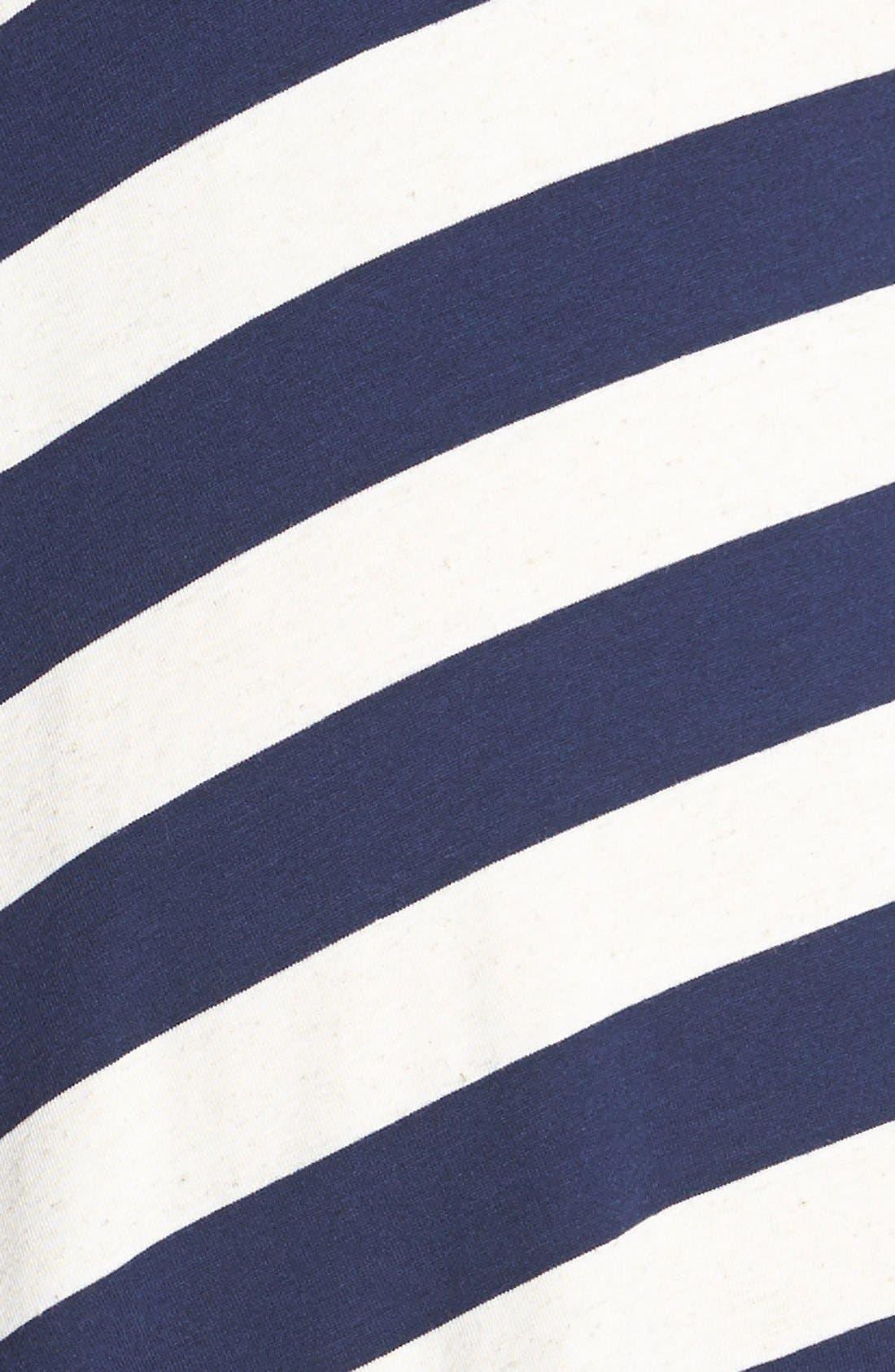 Alternate Image 3  - Lucky Brand Chevron Stripe Maxi Dress